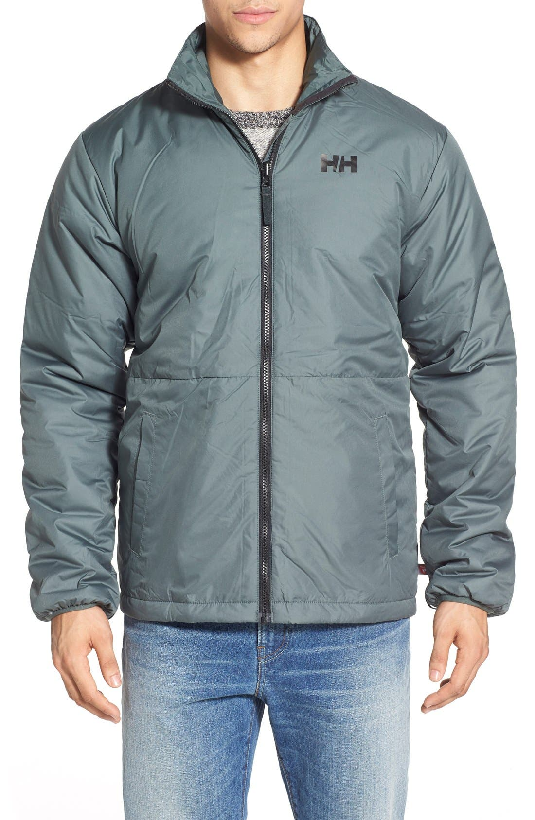 Squamish 3-in-1 Water Repellent Hooded Jacket,                             Alternate thumbnail 21, color,