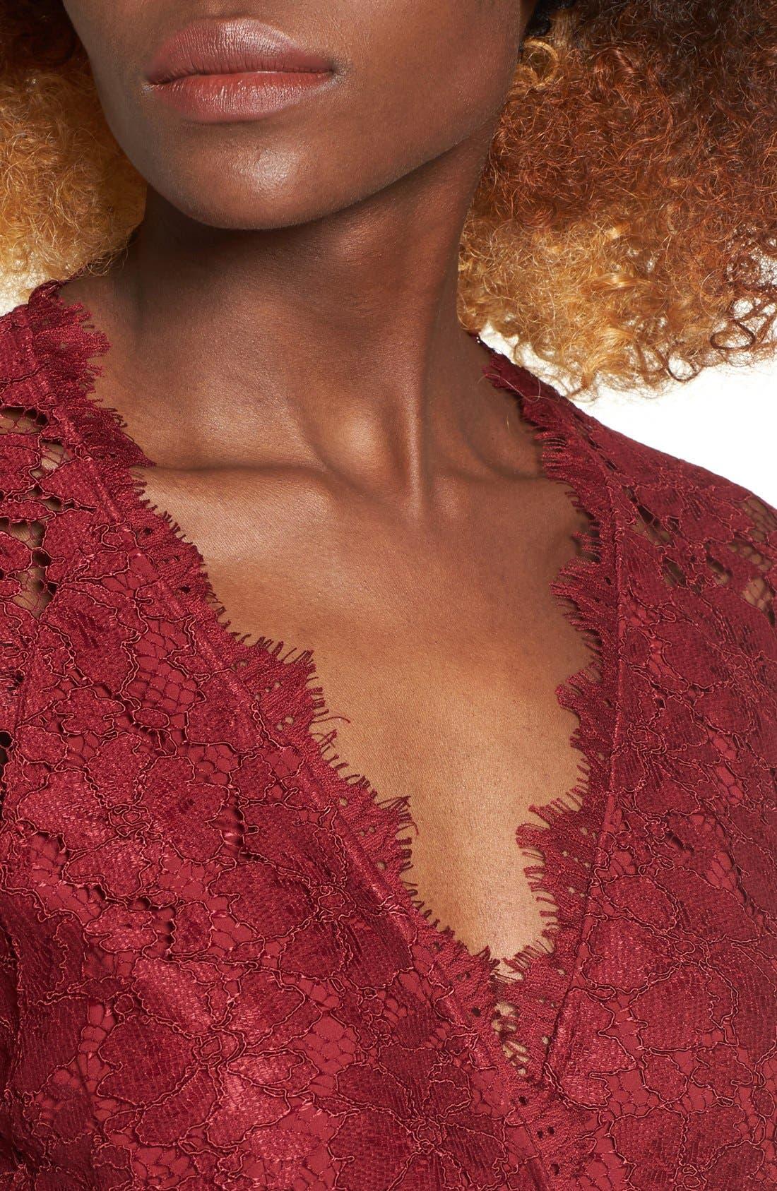 Say It Out Loud Lace Dress,                             Alternate thumbnail 23, color,
