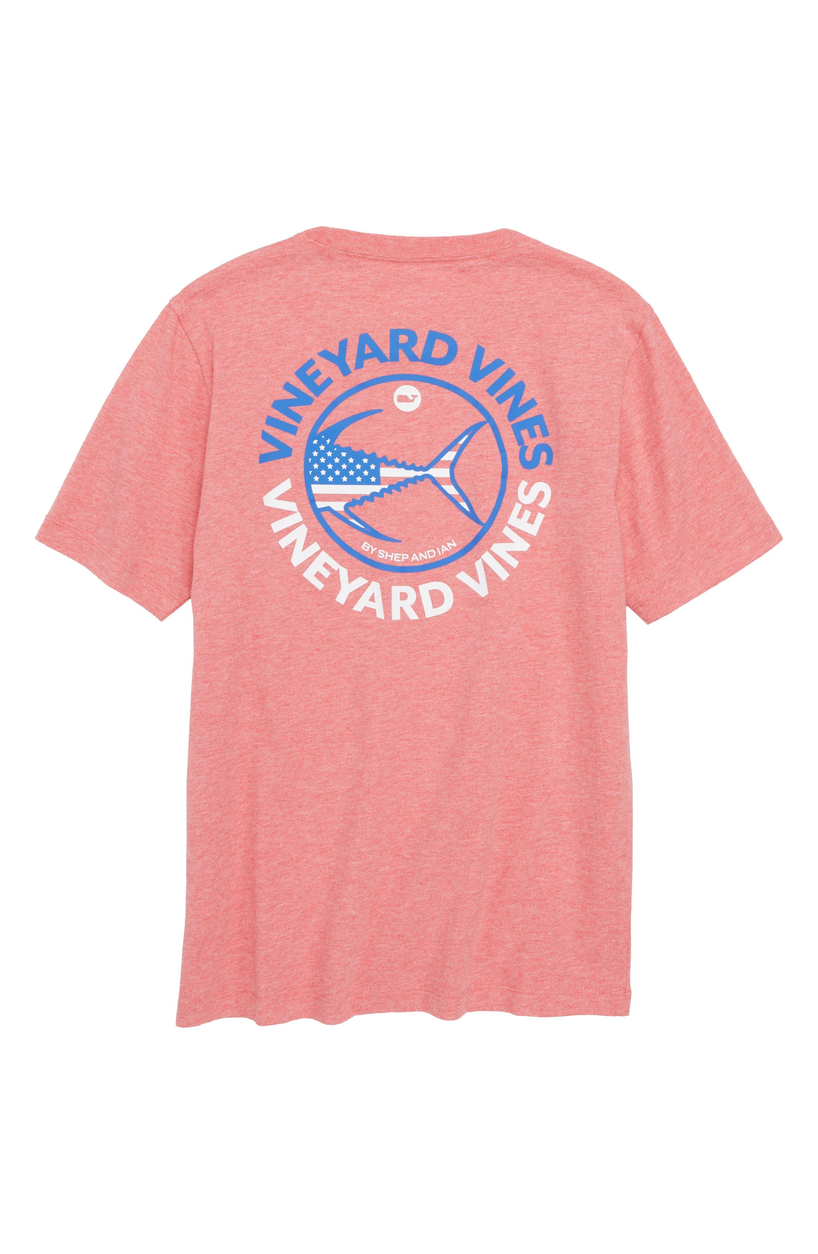 Tuna Graphic T-Shirt,                             Alternate thumbnail 2, color,                             628