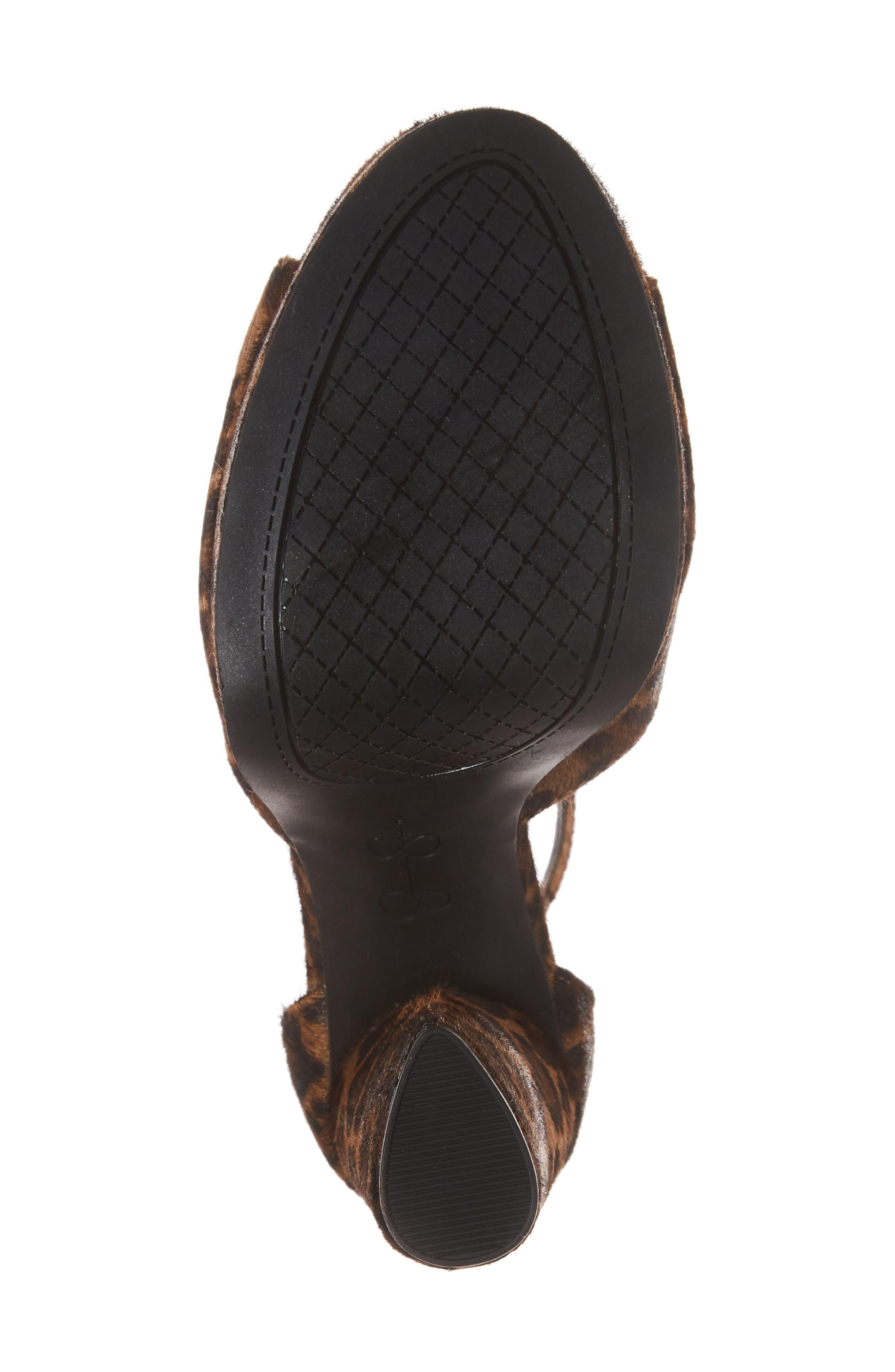 Elin Platform Sandal,                             Alternate thumbnail 17, color,