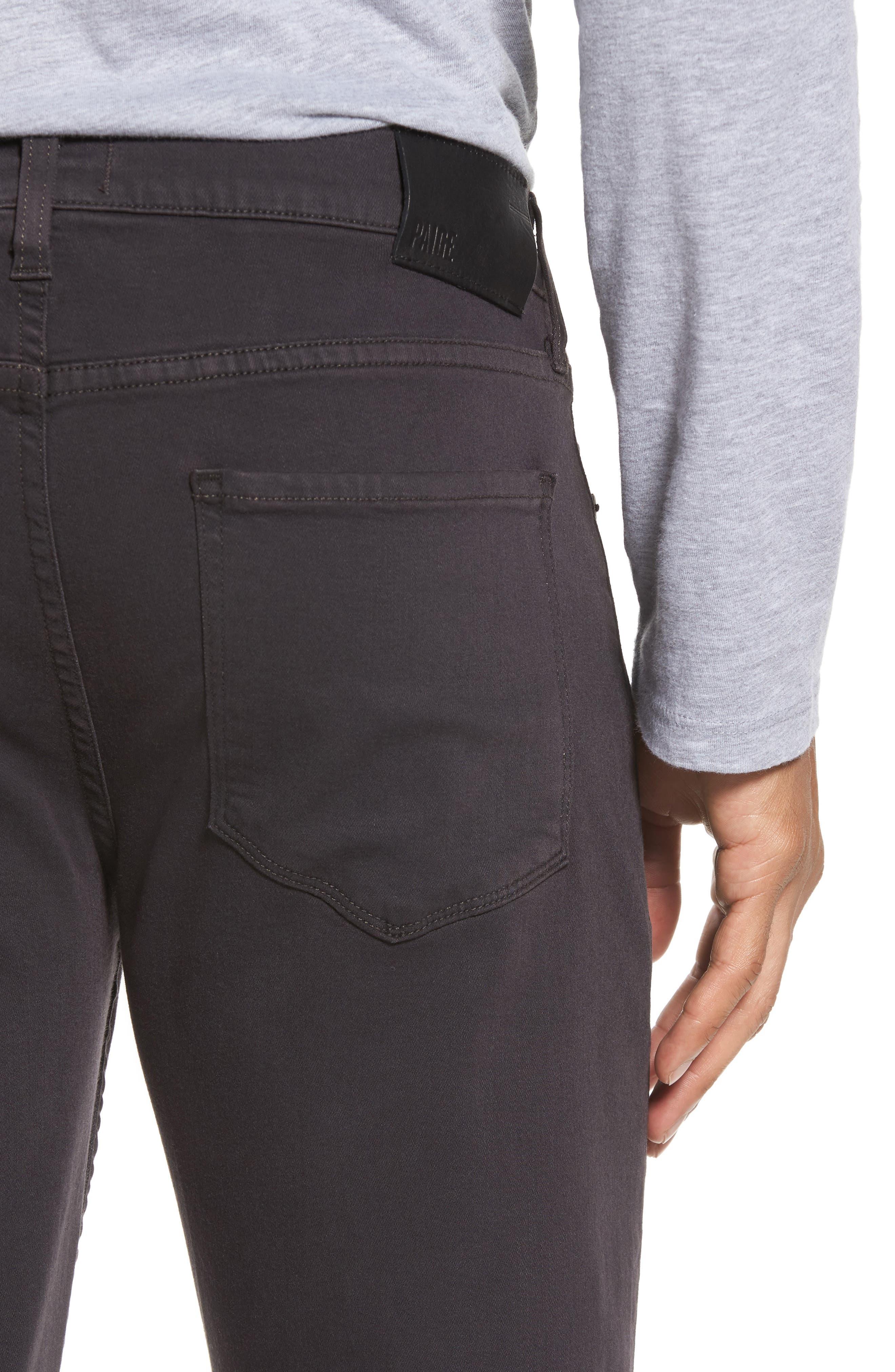 Transcend - Lennox Slim Fit Jeans,                             Alternate thumbnail 4, color,                             021