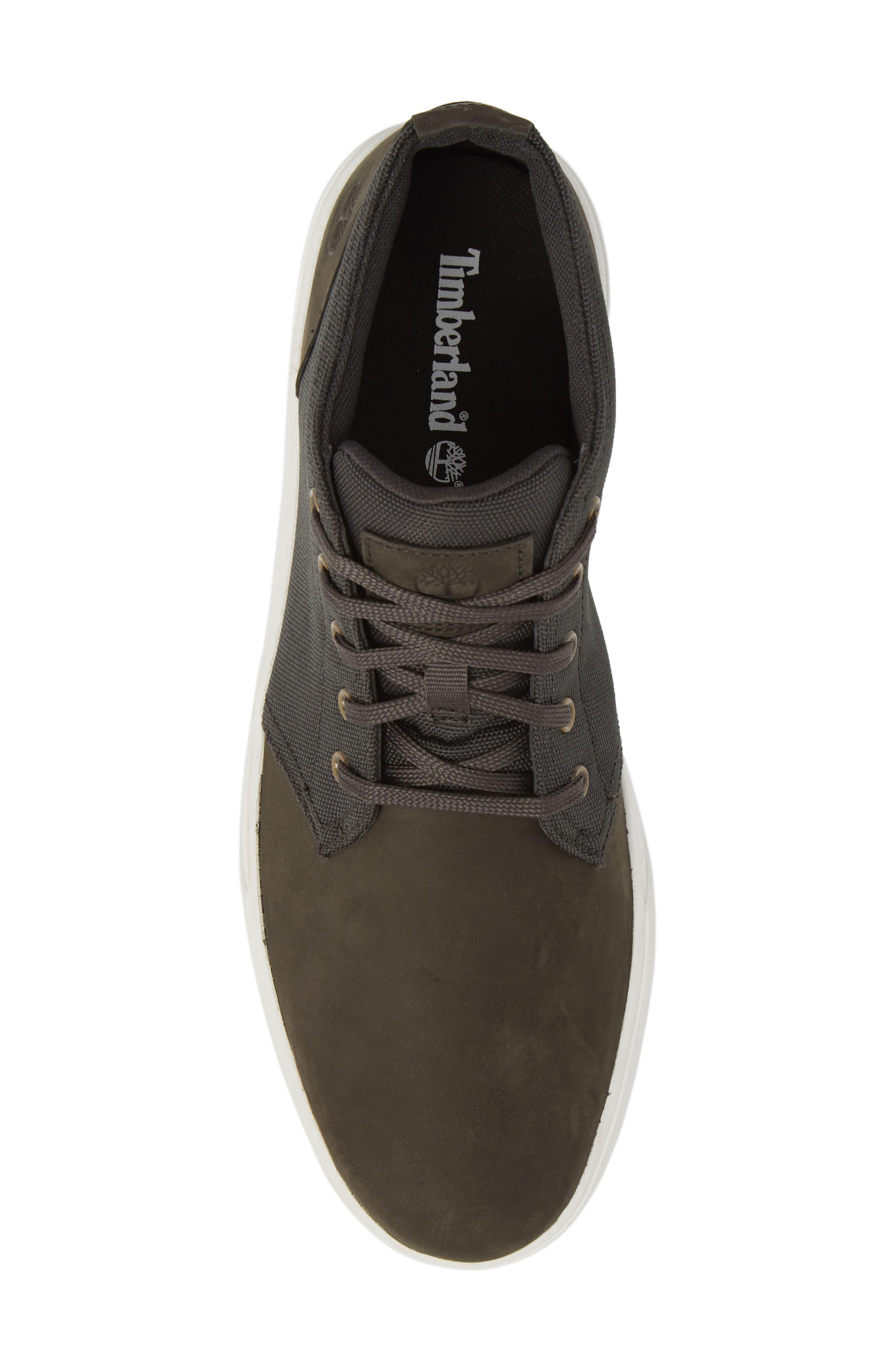 Earthkeepers<sup>™</sup> 'Groveton' Chukka Sneaker,                             Alternate thumbnail 5, color,                             DARK GREEN NUBUCK