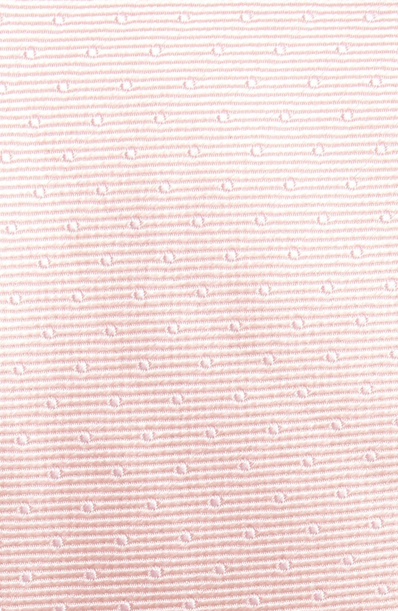 Mini Dots Silk Tie,                             Alternate thumbnail 9, color,