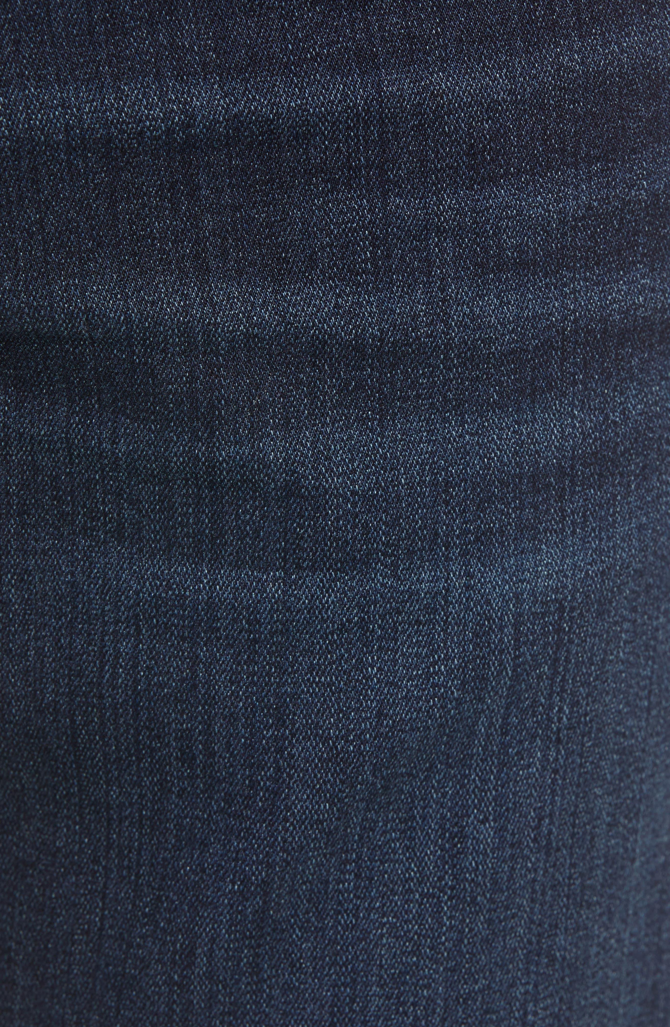Transcend – Lennox Slim Fit Jeans,                             Alternate thumbnail 5, color,                             HALE