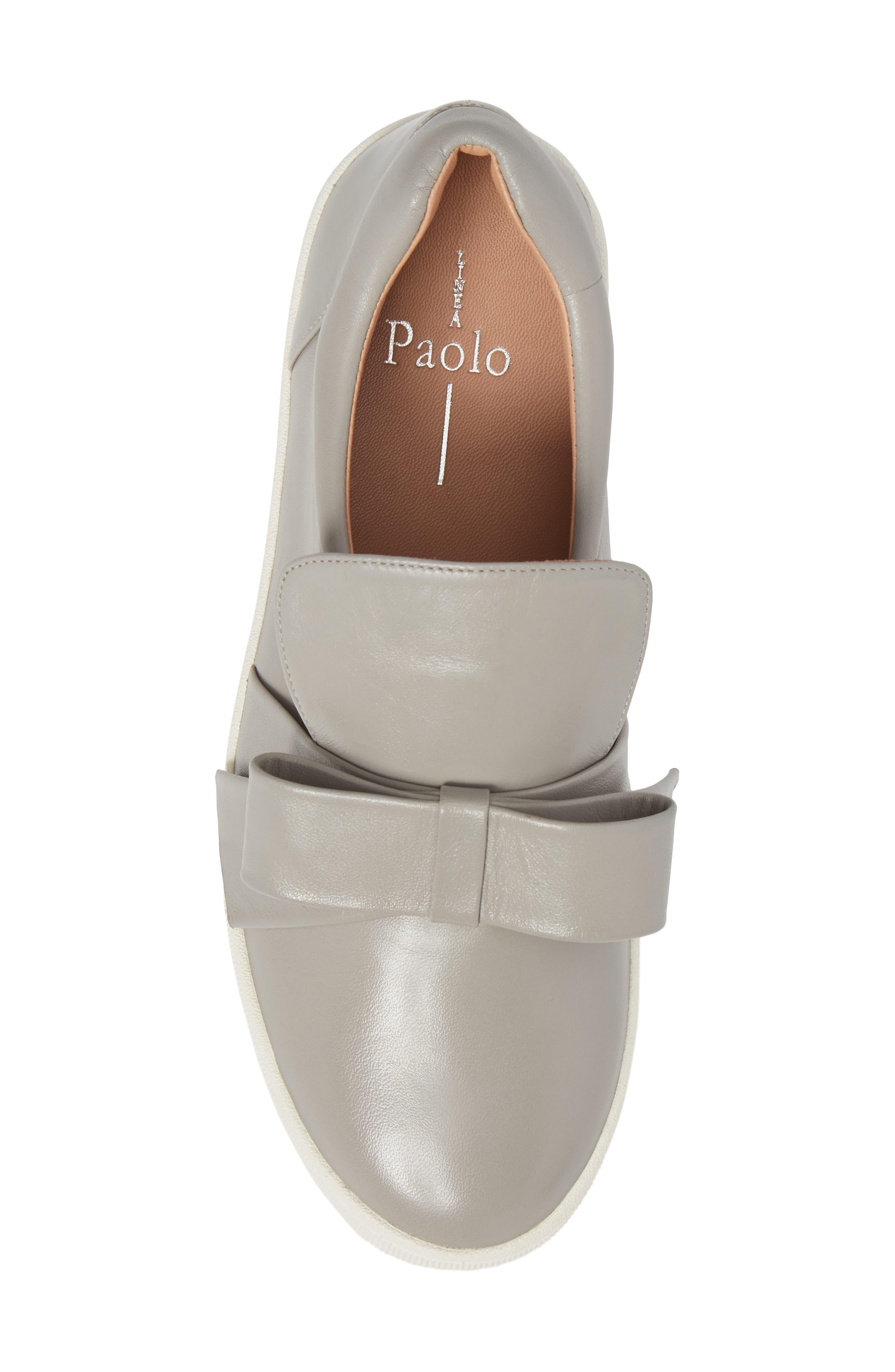 Vania Bow Platform Sneaker,                             Alternate thumbnail 10, color,