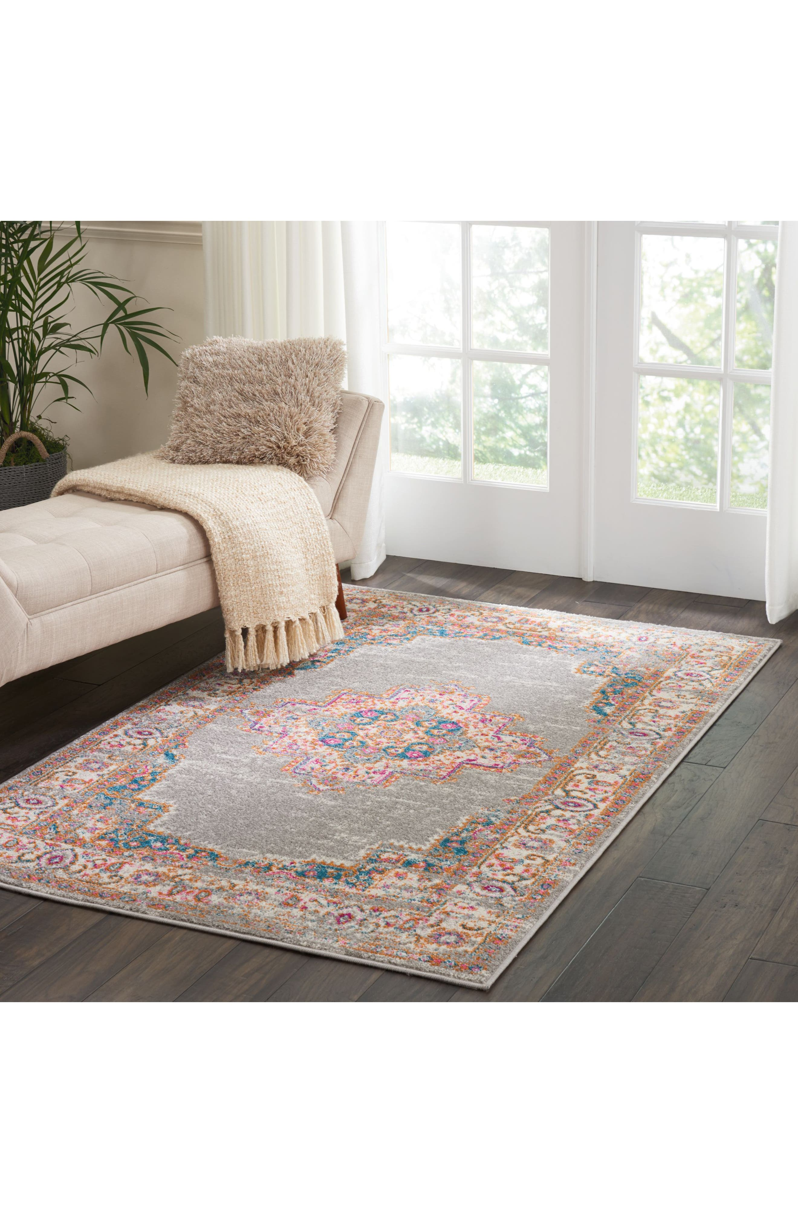 Passion Rug,                             Alternate thumbnail 4, color,                             030