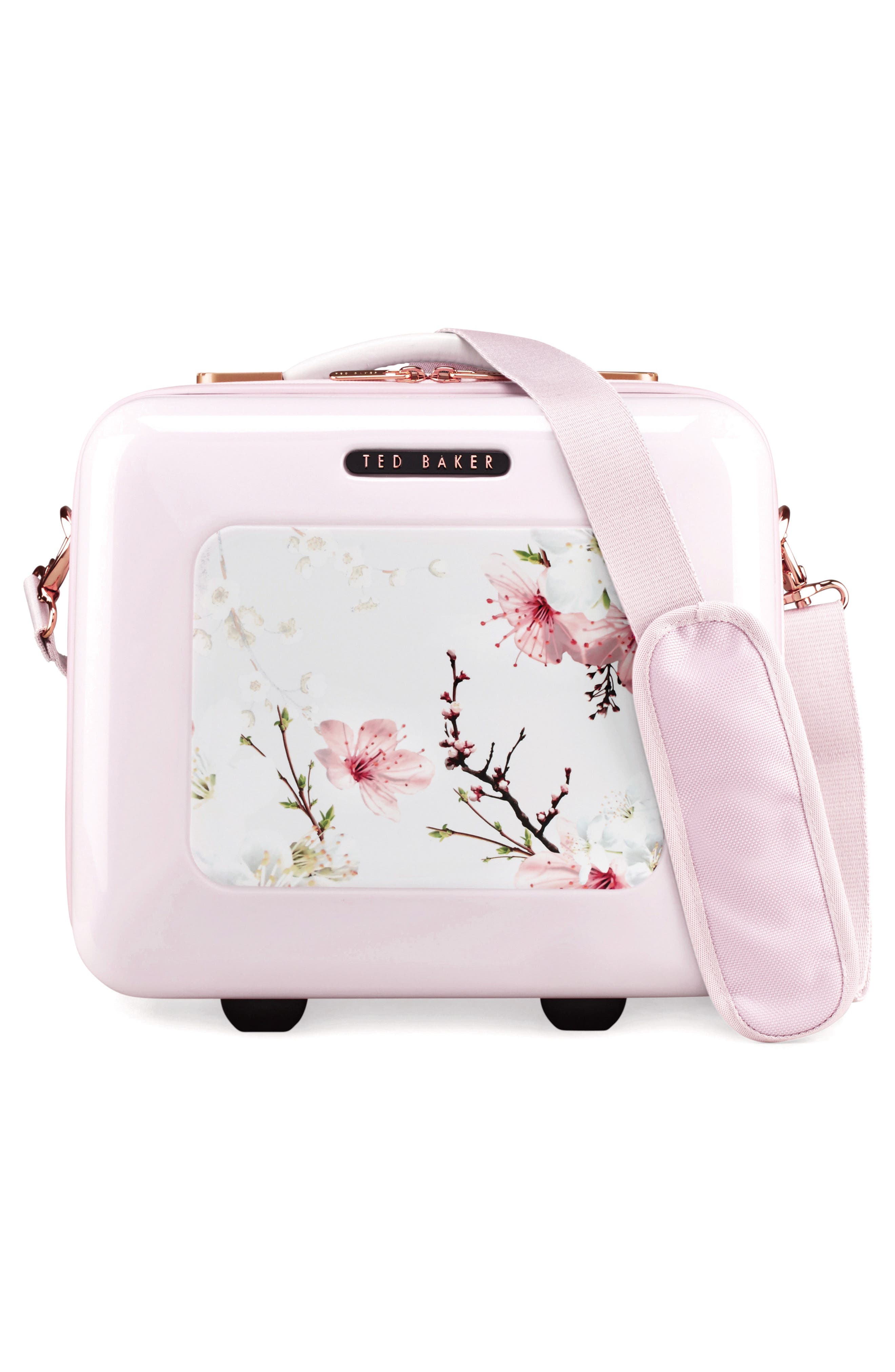 Blossoms Vanity Case,                             Alternate thumbnail 2, color,                             650