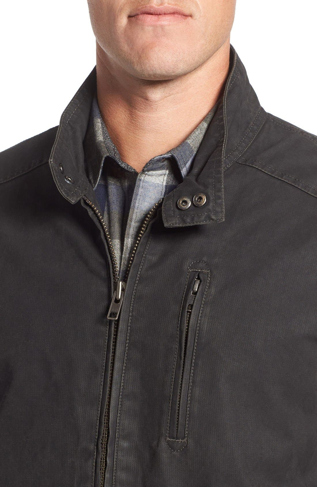 Jack Jacket,                             Alternate thumbnail 3, color,                             BRACKEN/ CHARCOAL