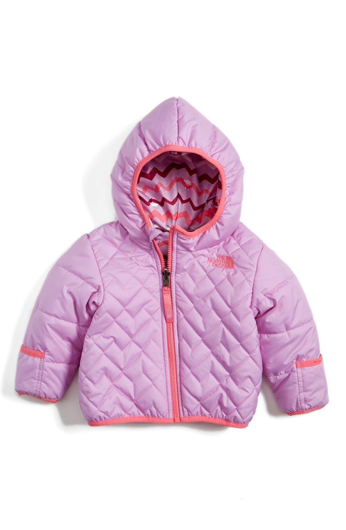 'Perrito' Reversible Water Repellent Hooded Jacket,                             Alternate thumbnail 9, color,