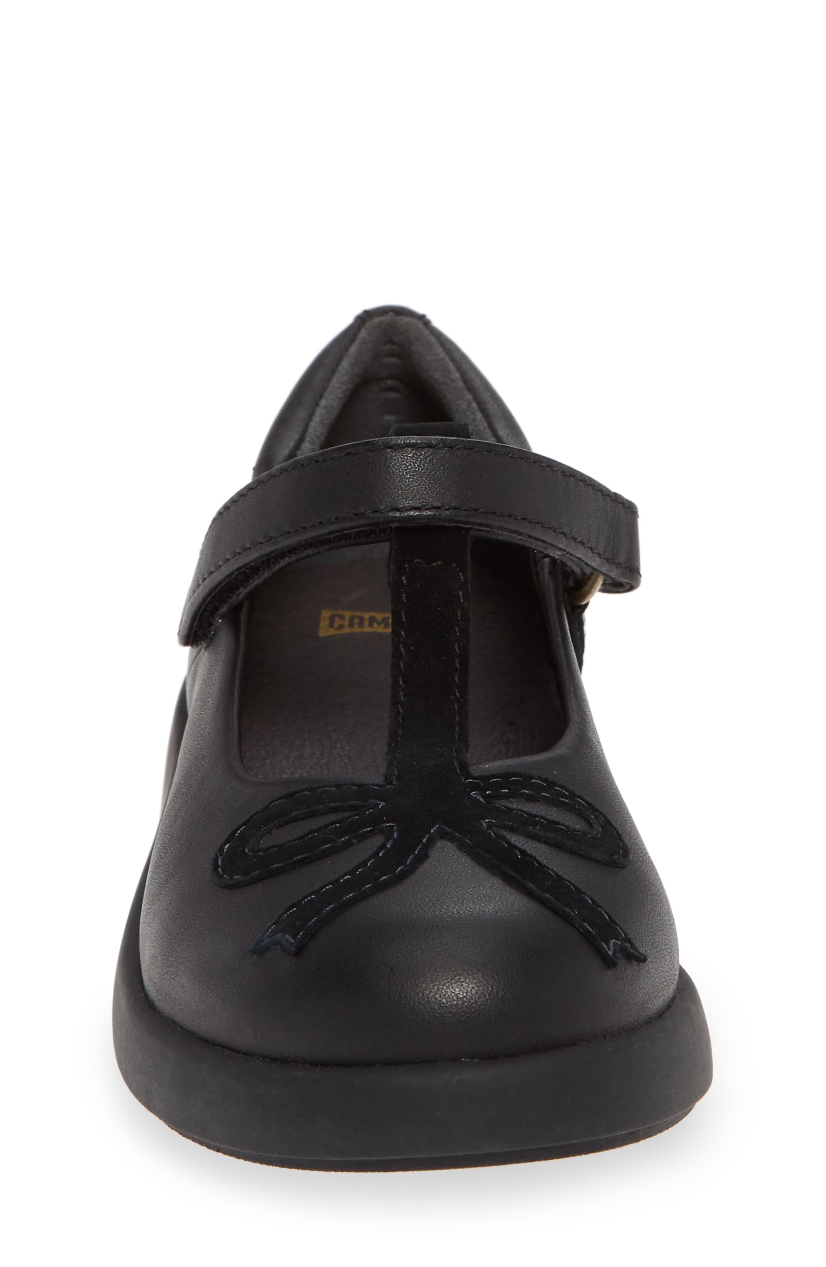 Twins Mary Jane Shoe,                             Alternate thumbnail 4, color,                             BLACK