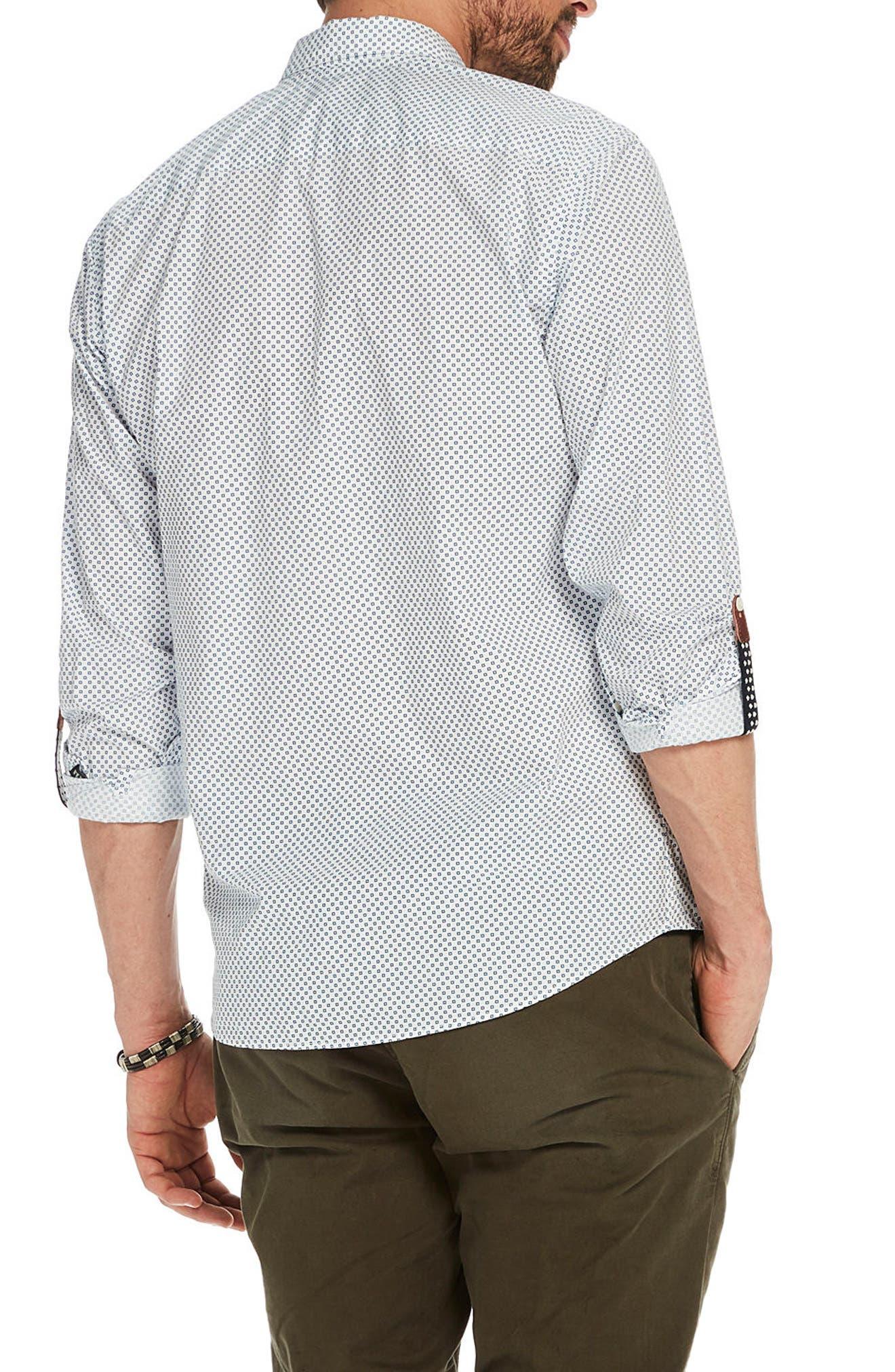 Classic Woven Shirt,                             Alternate thumbnail 2, color,                             101