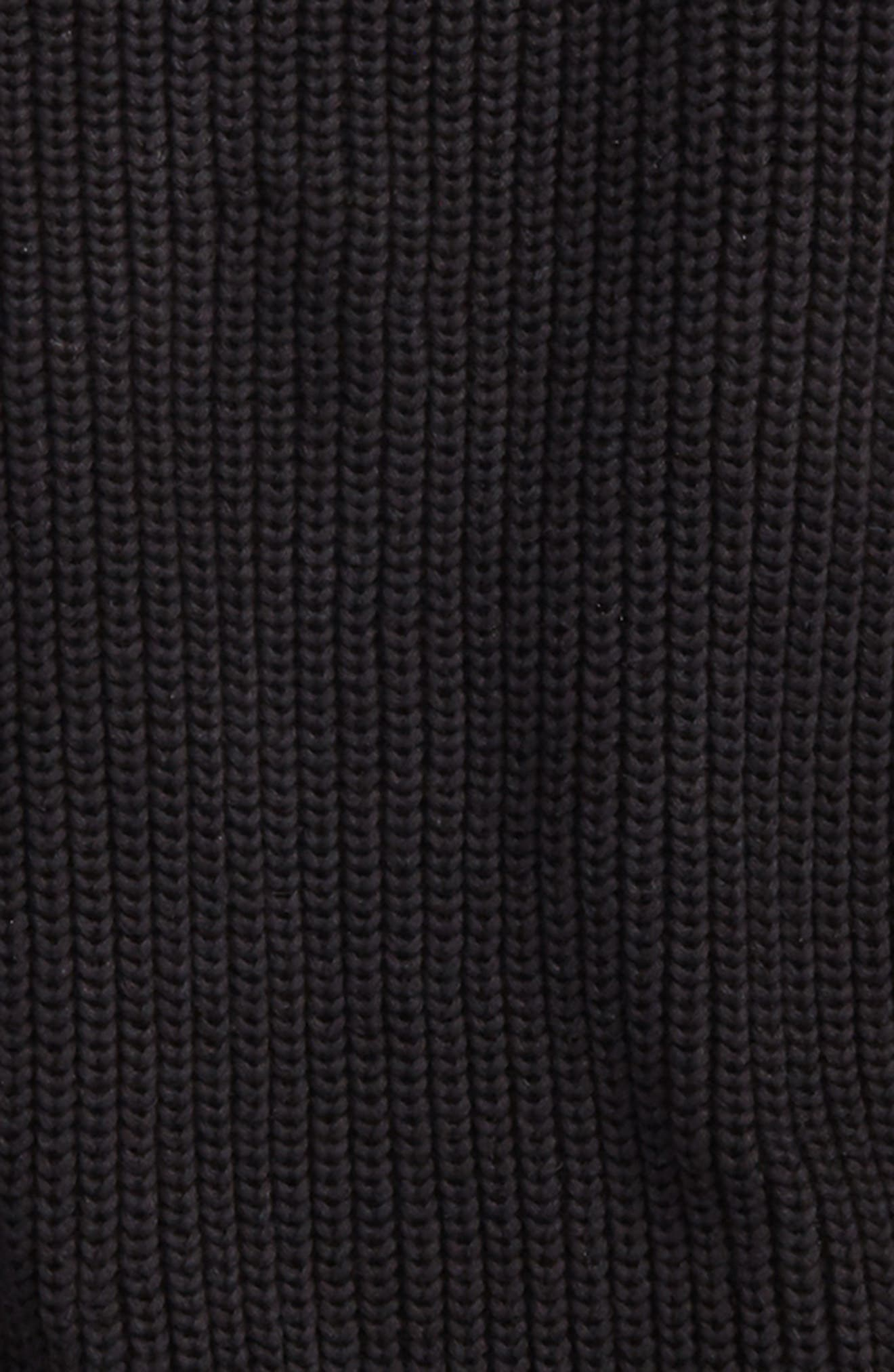 Heavy Stitch Sweater,                             Alternate thumbnail 2, color,                             001
