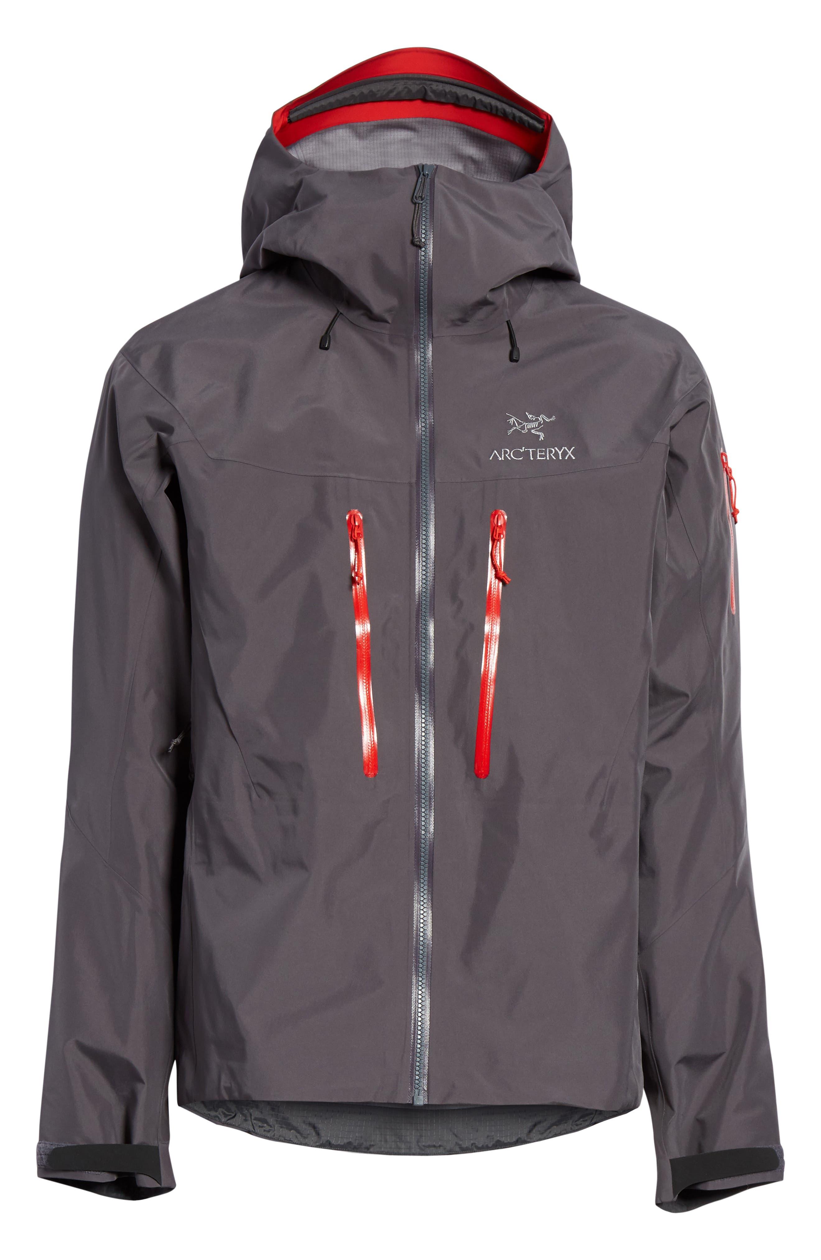 ARC'TERYX Alpha SV Men's Jacket, Main, color, PILOT