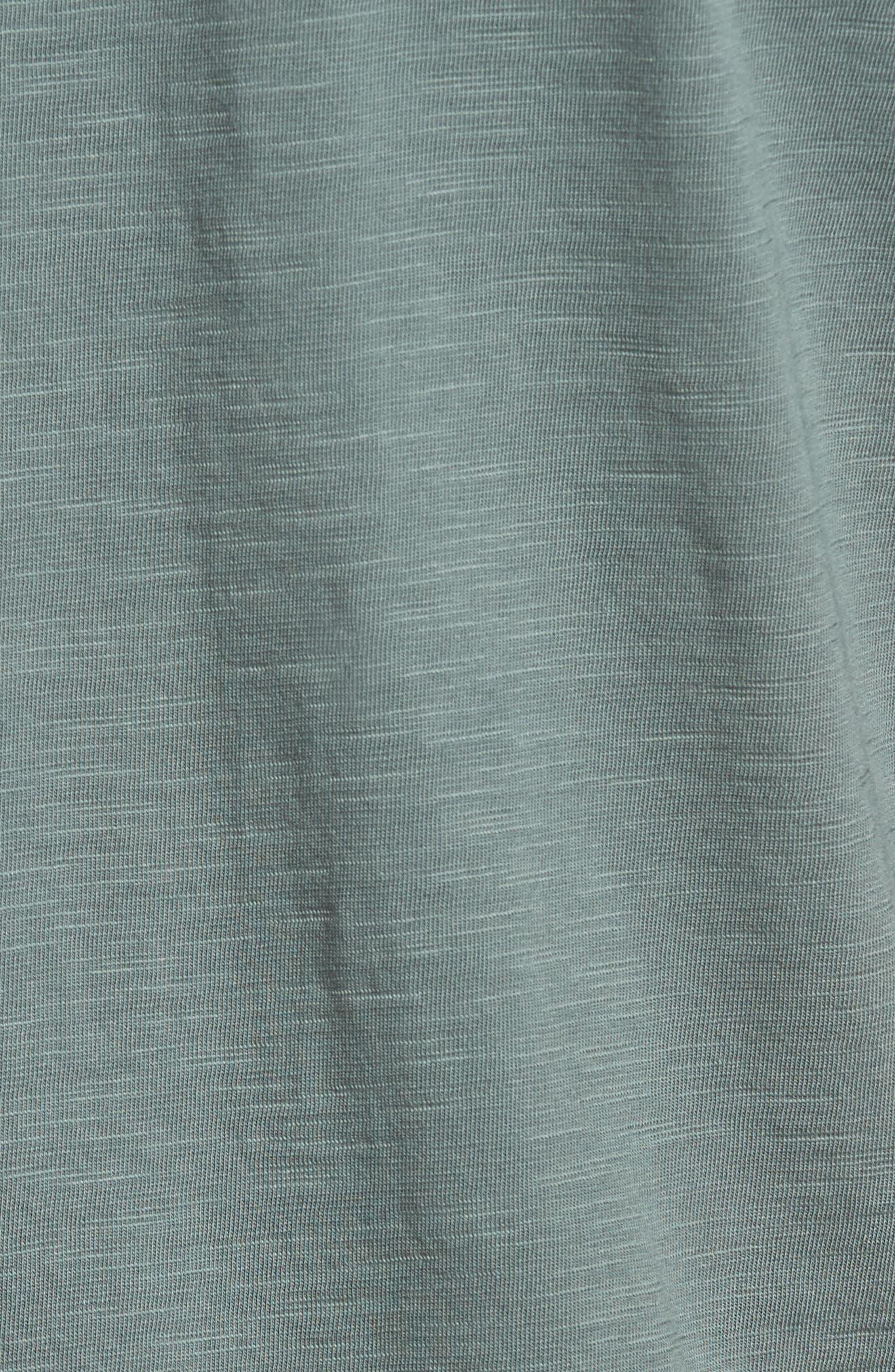 'Portside Player' Pima Cotton T-Shirt,                             Alternate thumbnail 42, color,