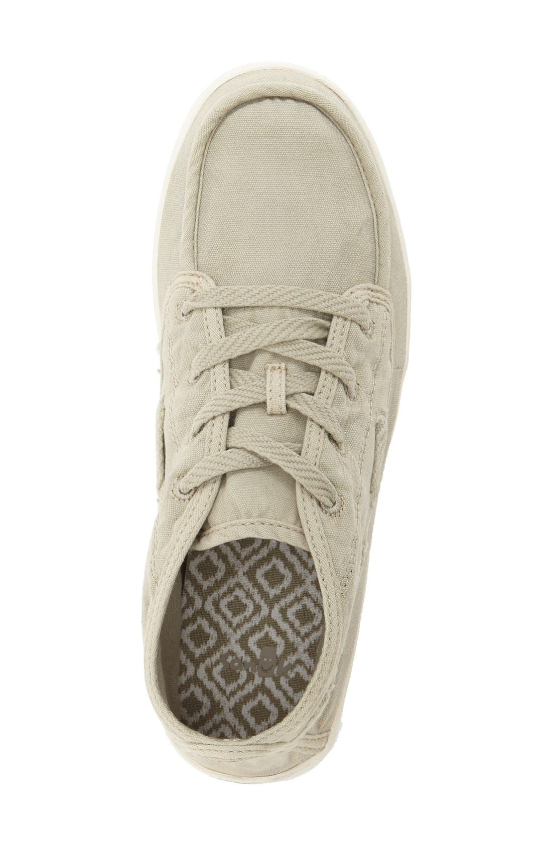 'Vee K Shawn' High Top Sneaker,                             Alternate thumbnail 8, color,