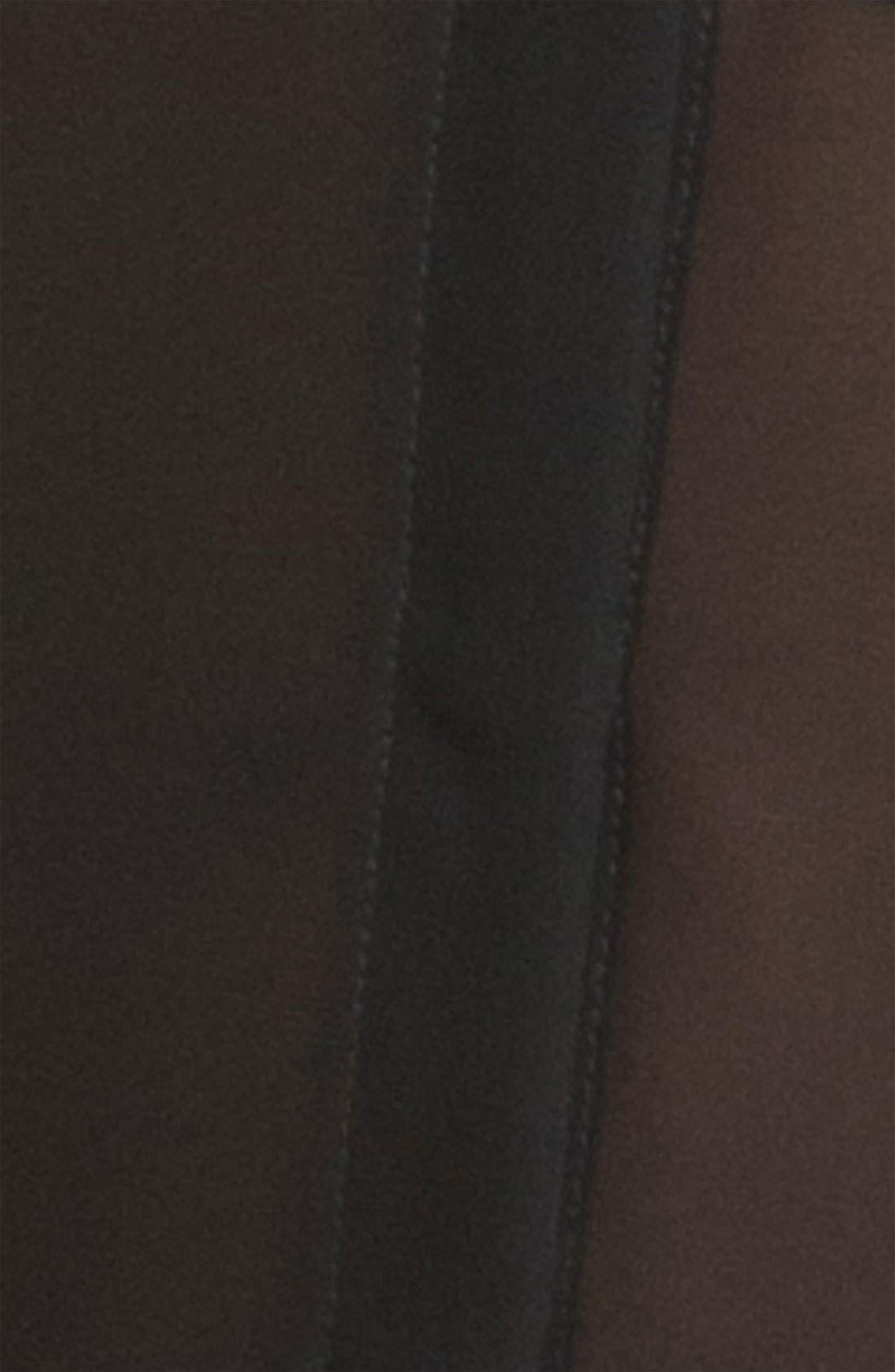 Sleeveless Shirt Tunic,                             Alternate thumbnail 3, color,                             001