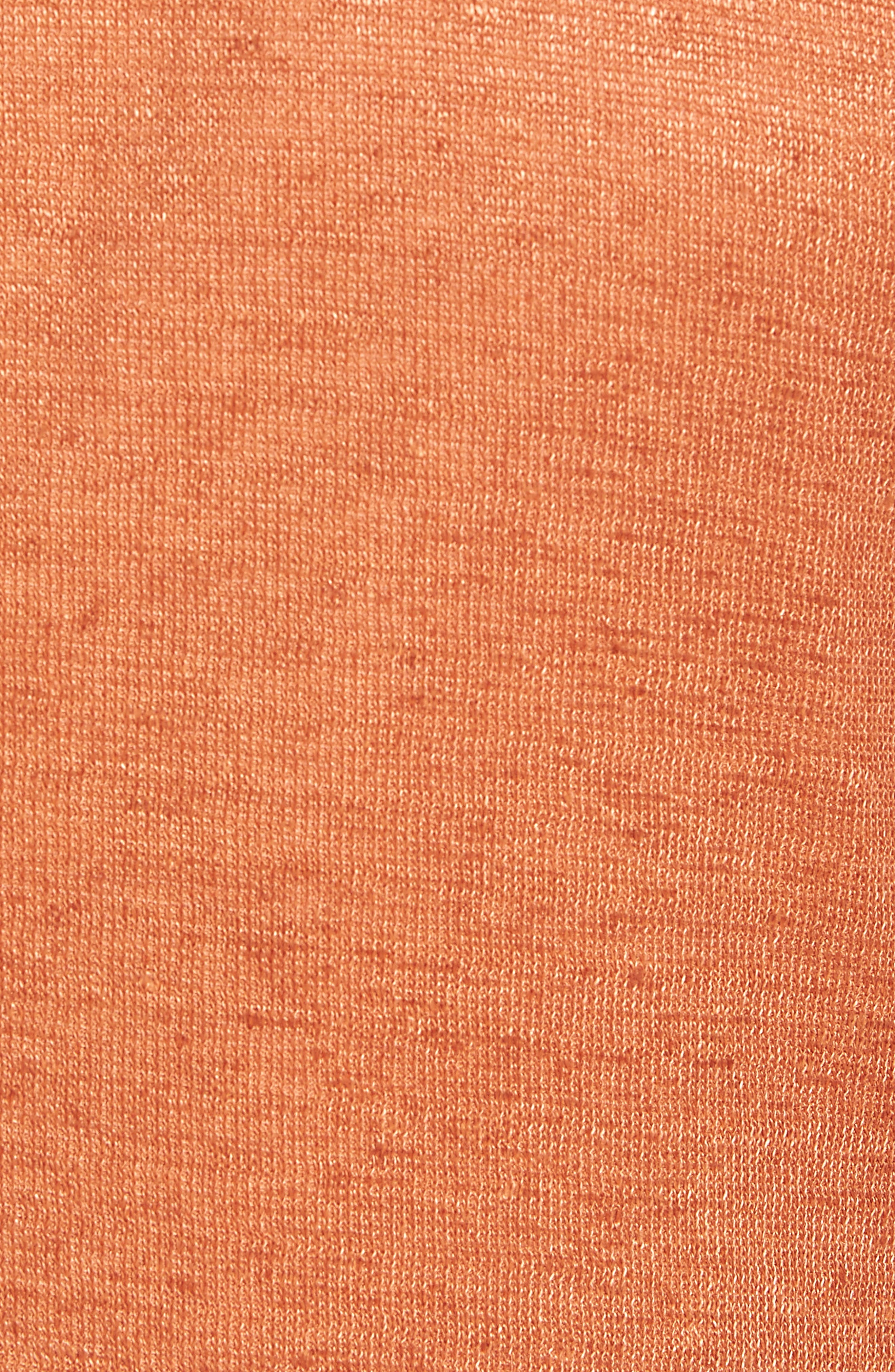 Trim Fit Heathered Jersey Blazer,                             Alternate thumbnail 6, color,                             800