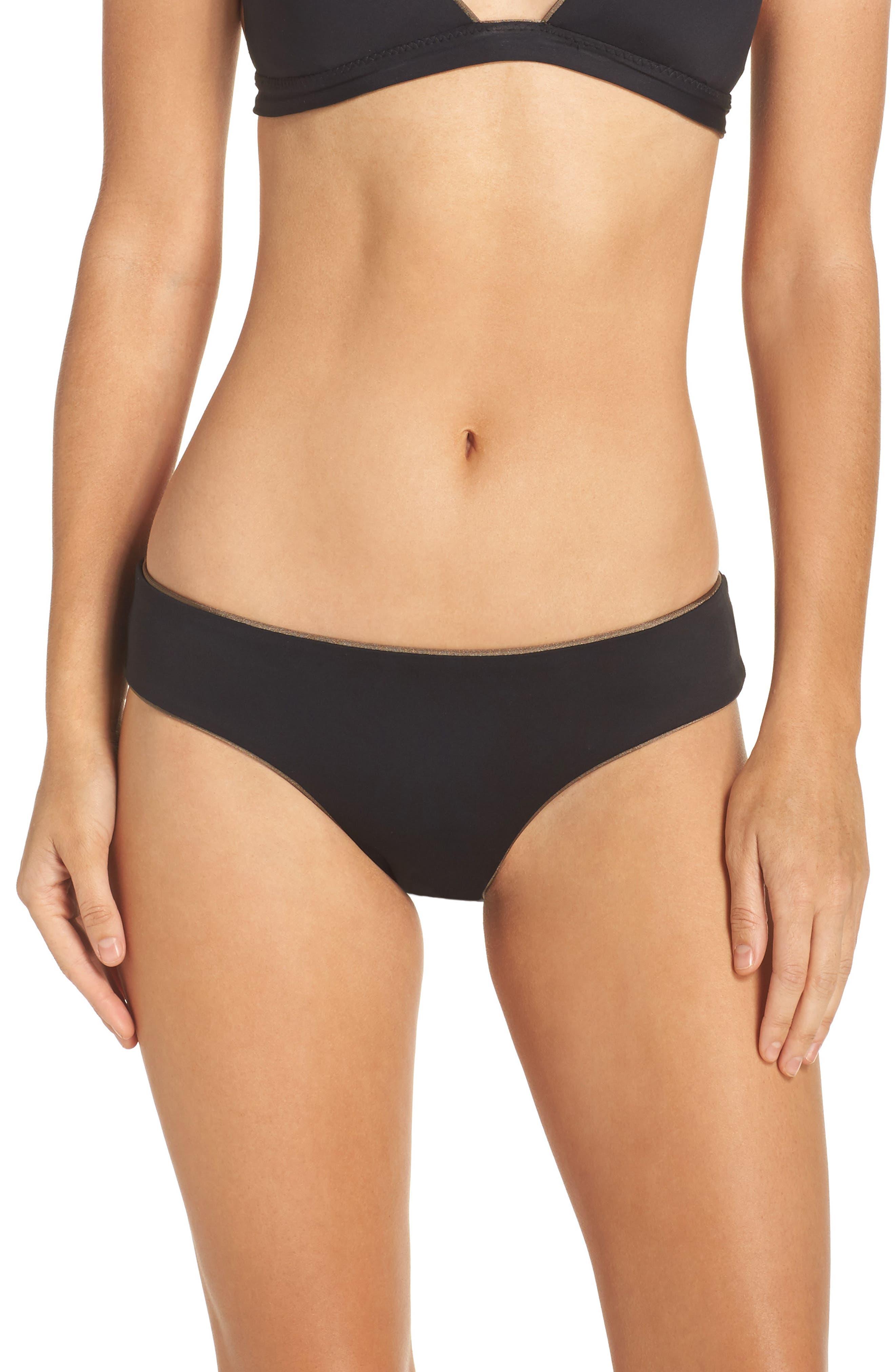 Reversible Shimmer Hipster Bikini Bottoms,                             Alternate thumbnail 2, color,                             258