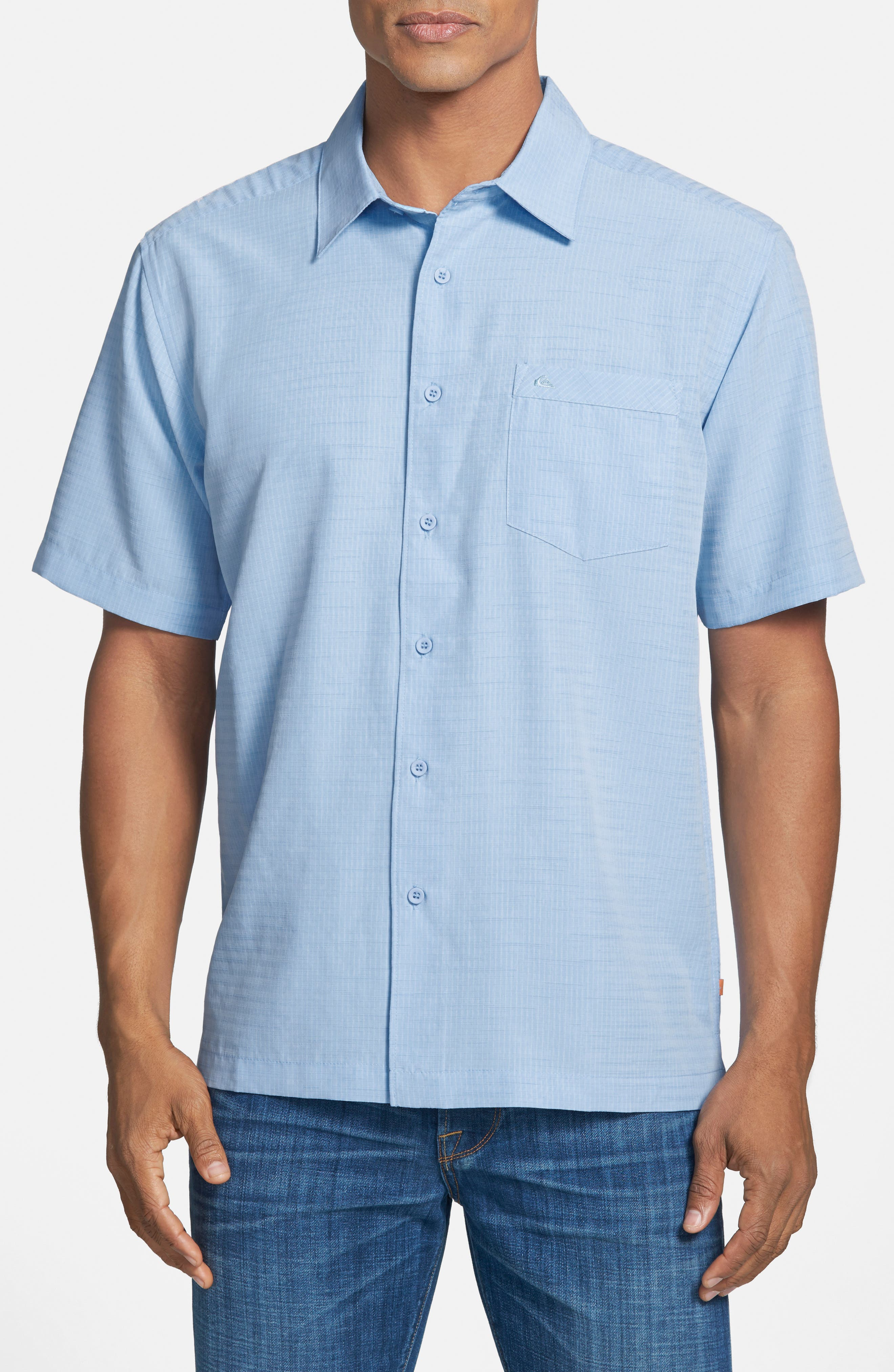 'Centinela 4' Short Sleeve Sport Shirt,                             Alternate thumbnail 35, color,