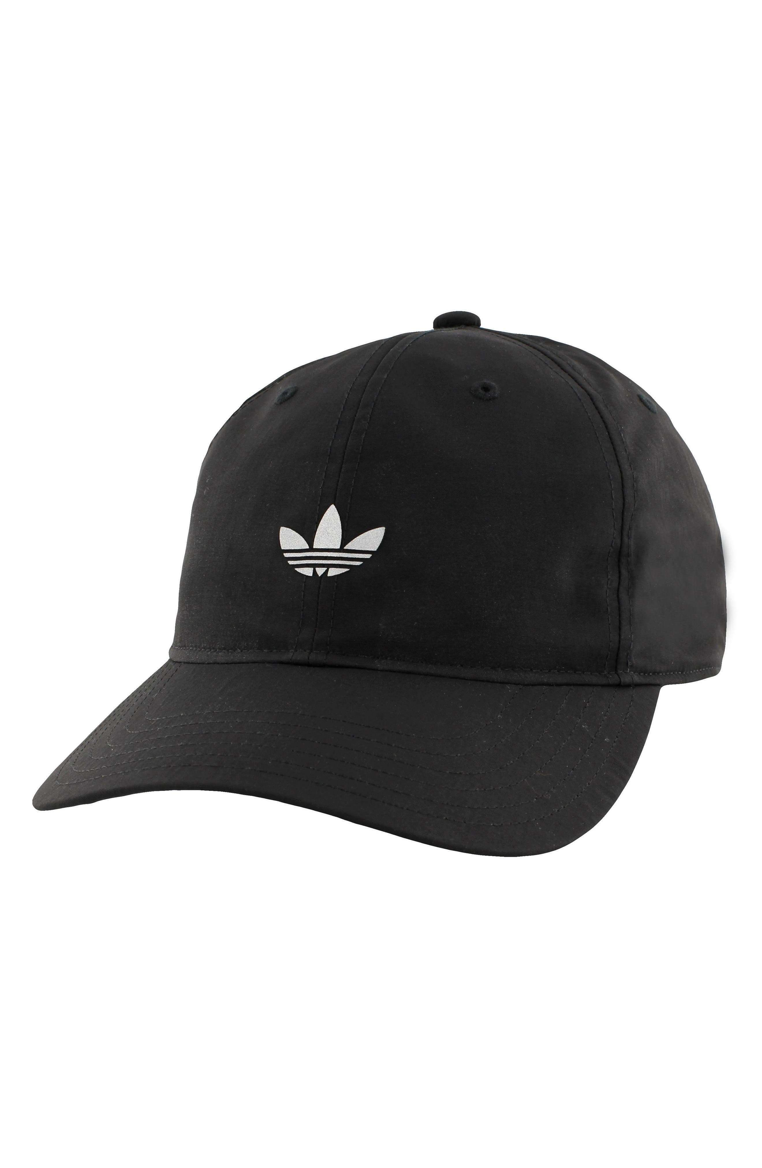 Relaxed Logo Baseball Cap,                             Main thumbnail 1, color,                             001
