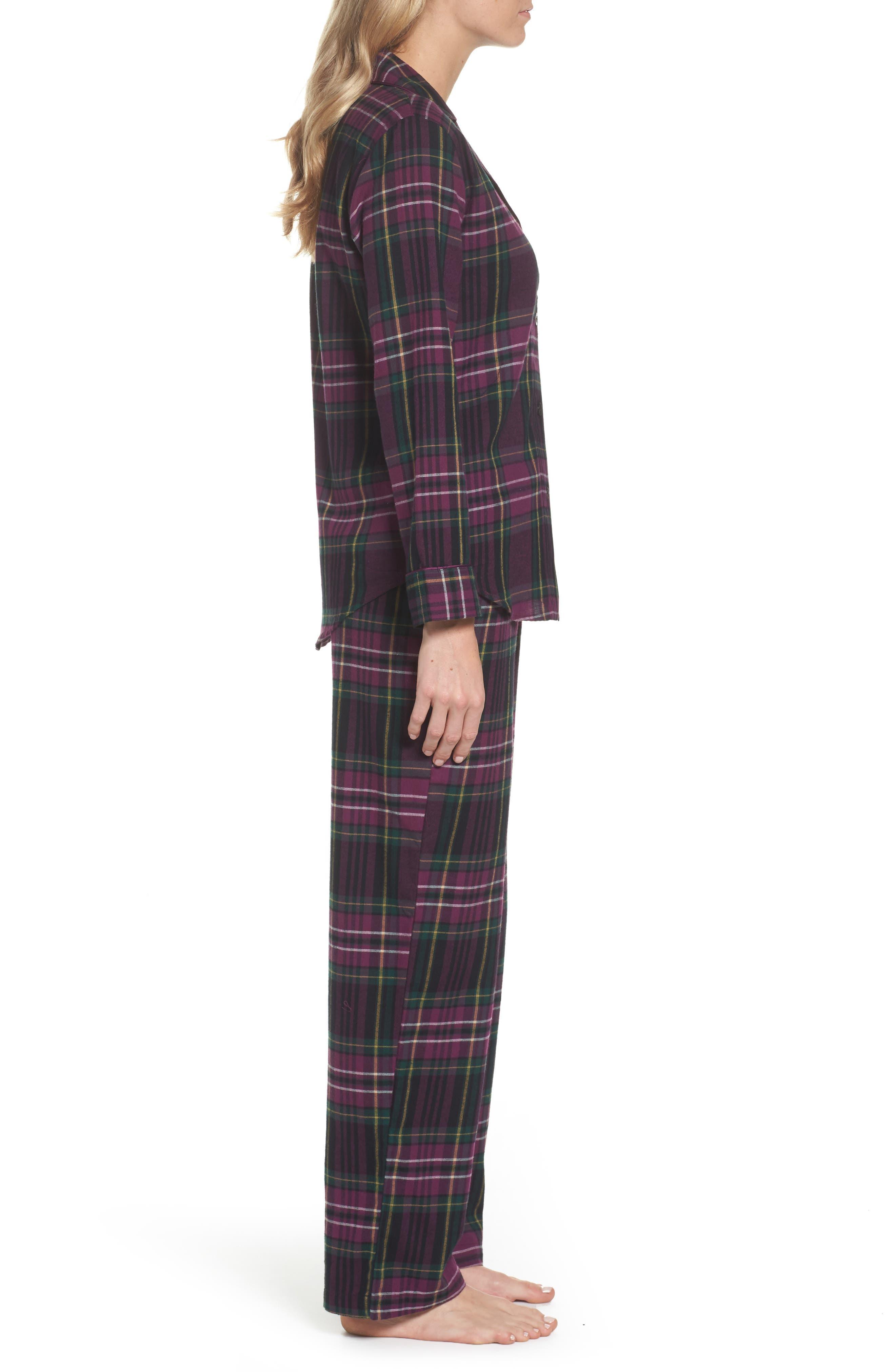 Cotton Pajamas,                             Alternate thumbnail 3, color,                             500