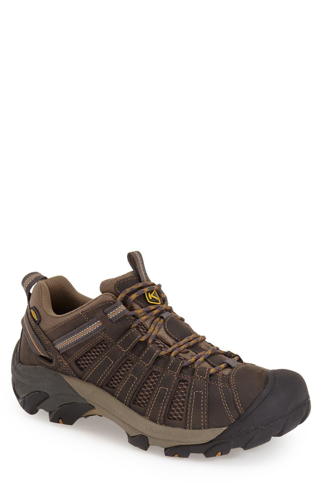 'Voyageur' Hiking Shoe,                             Main thumbnail 1, color,                             011