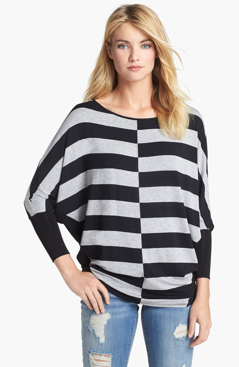 f38d4833e76e2 Two by Vince Camuto Stripe Dolman Sleeve Top