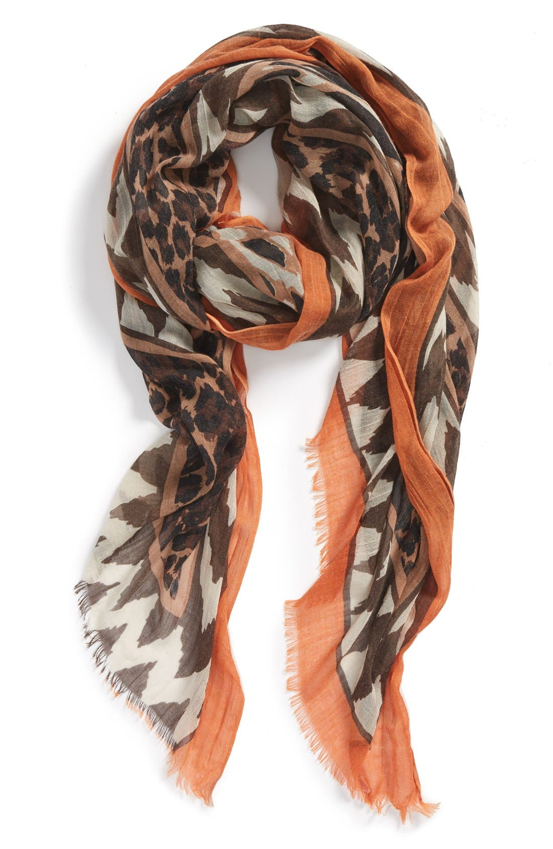 'Panthera' Scarf,                         Main,                         color, 200