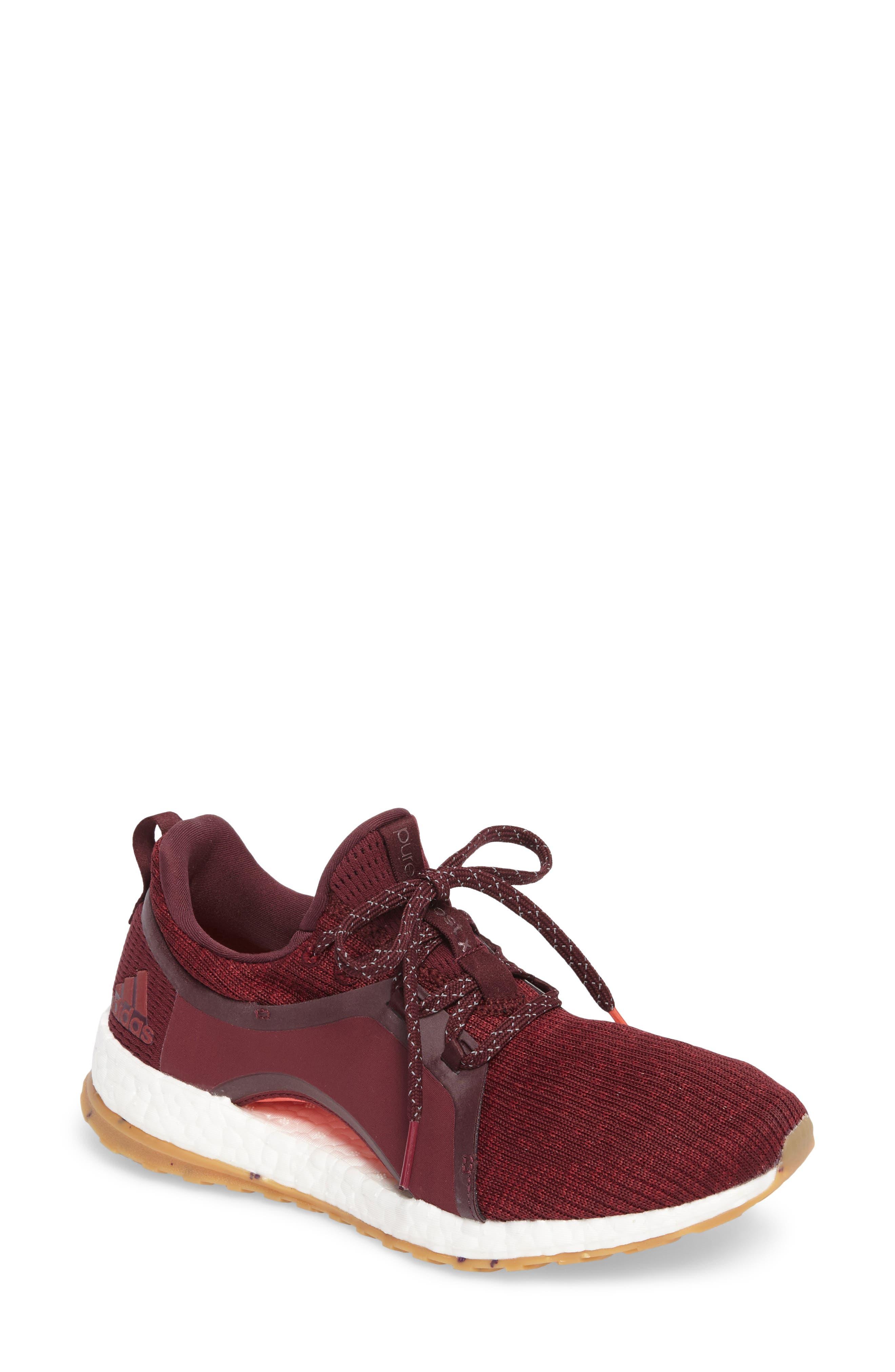 PureBoost X ATR Running Shoe,                             Main thumbnail 2, color,