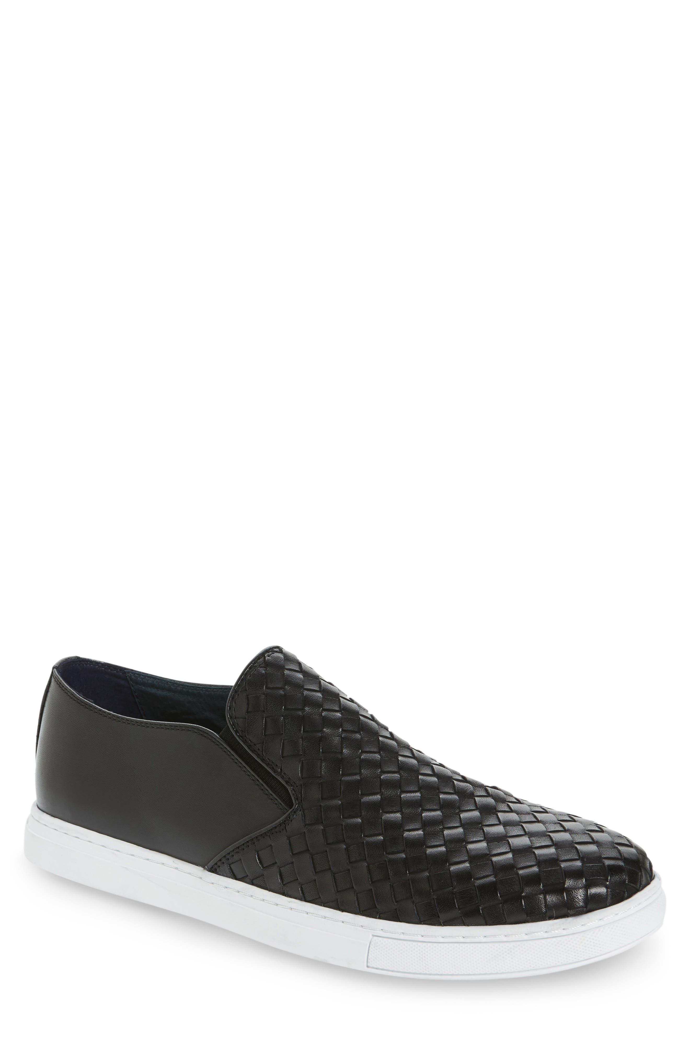 Echo Slip-On Sneaker,                             Main thumbnail 1, color,                             001