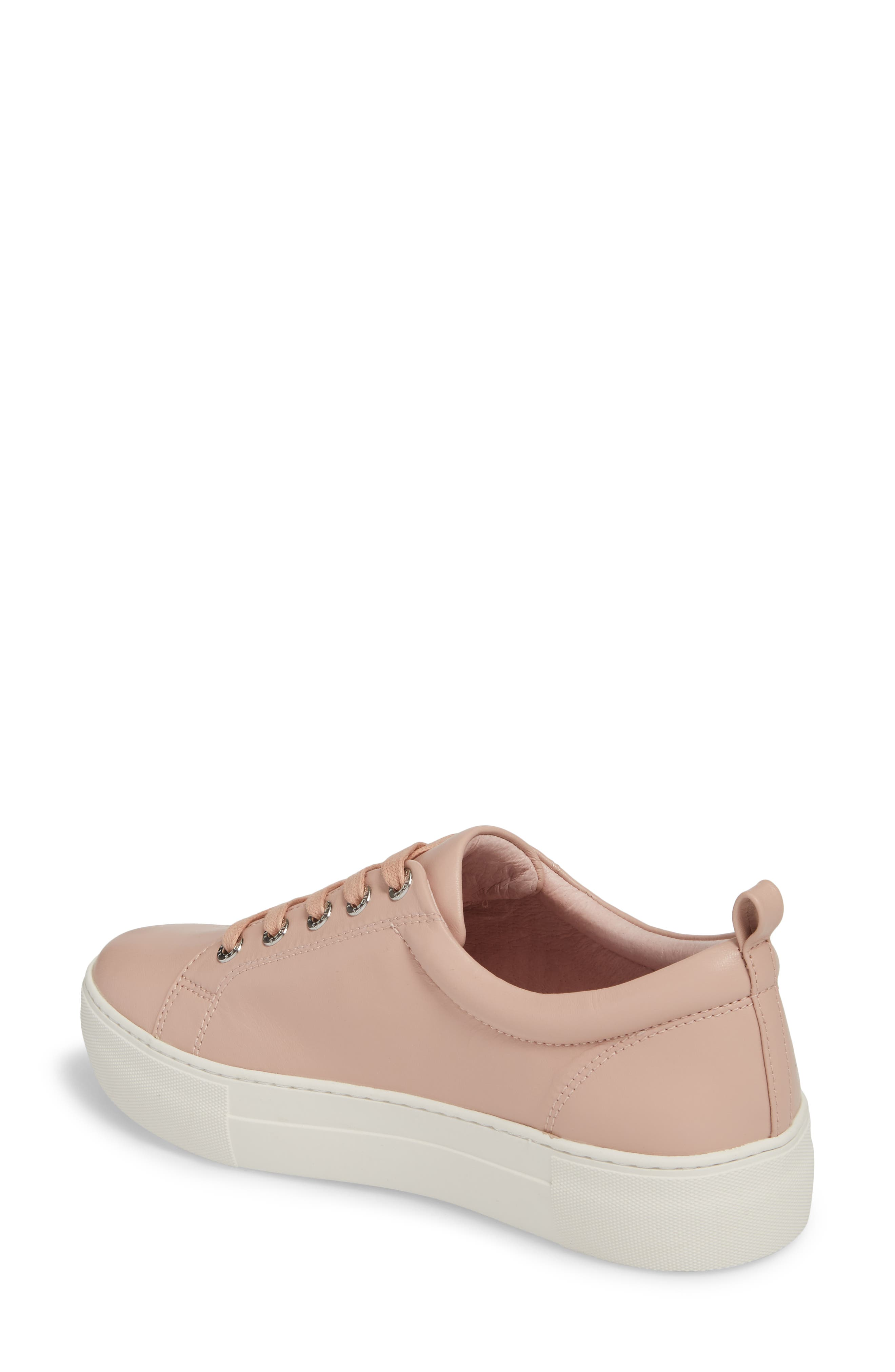Adel Floral Sneaker,                             Alternate thumbnail 6, color,