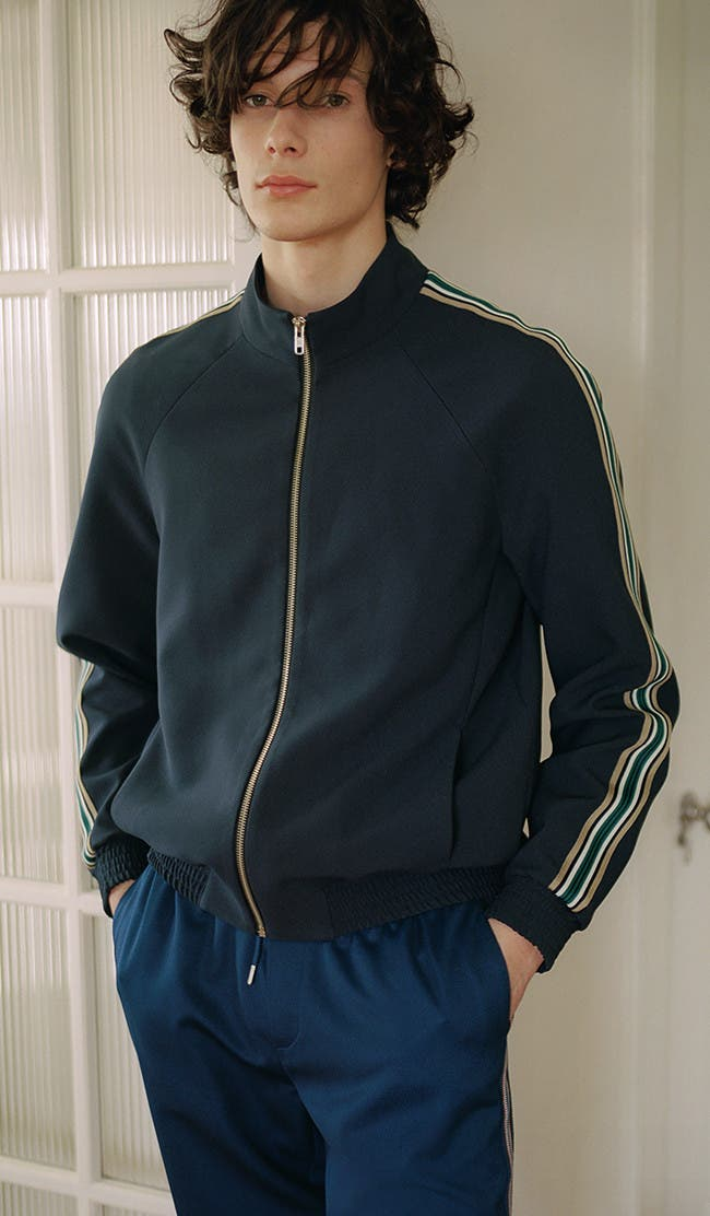 Athleisure for men from Topman