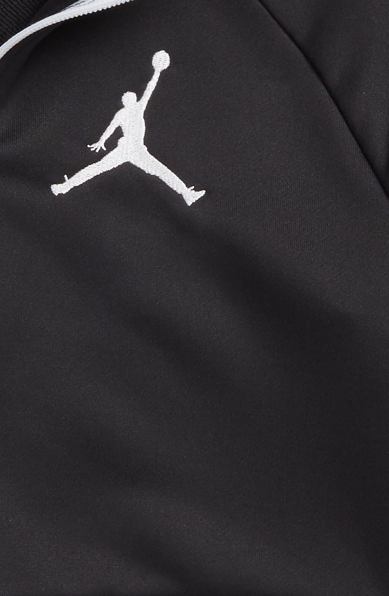Jordan AJ 90s Tricot Jacket,                             Alternate thumbnail 2, color,                             004