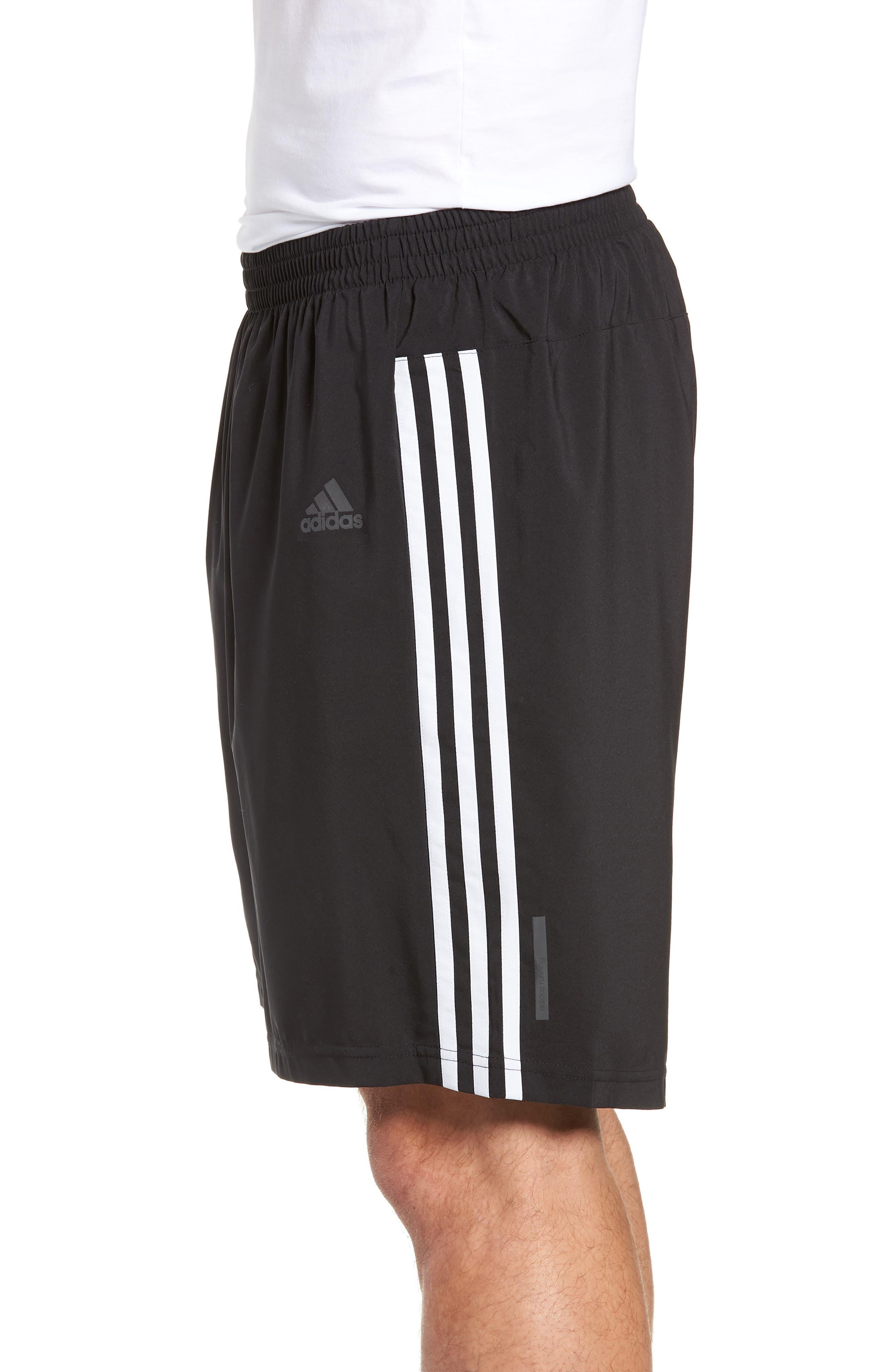 Run 3S Regular Fit Shorts,                             Alternate thumbnail 3, color,                             001