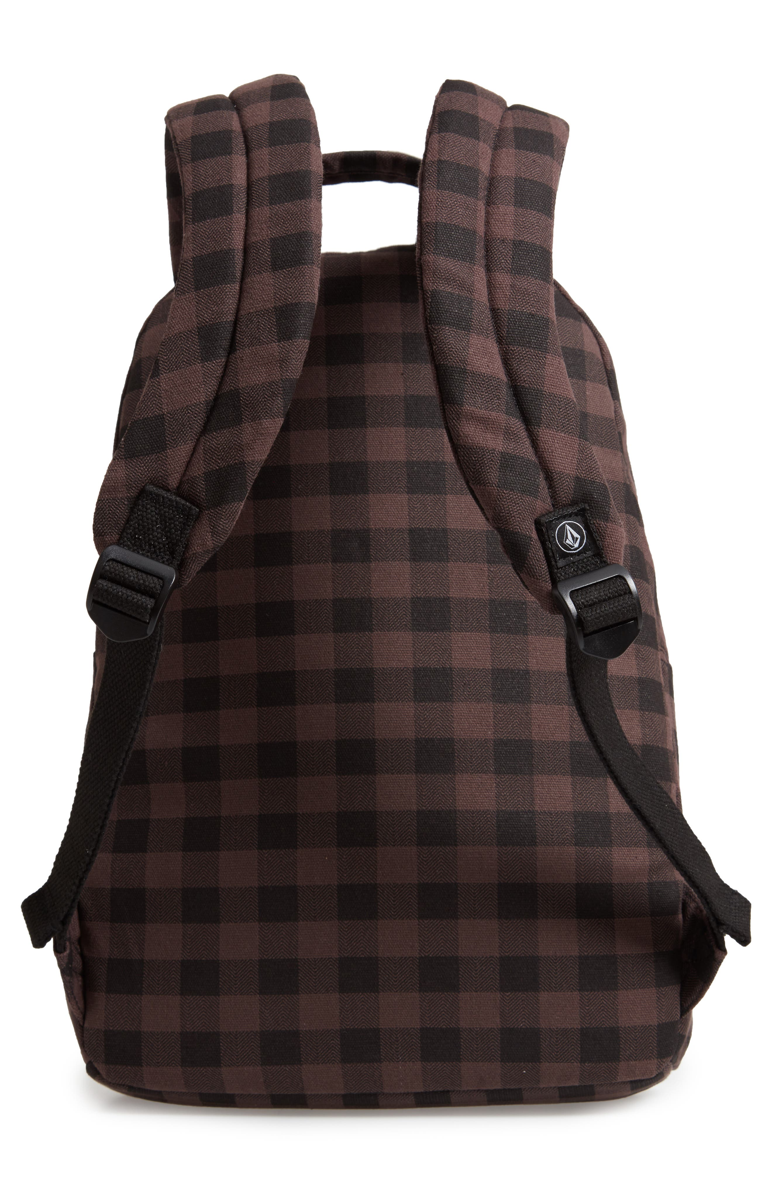 Schoolyard Canvas Backpack,                             Alternate thumbnail 3, color,                             200