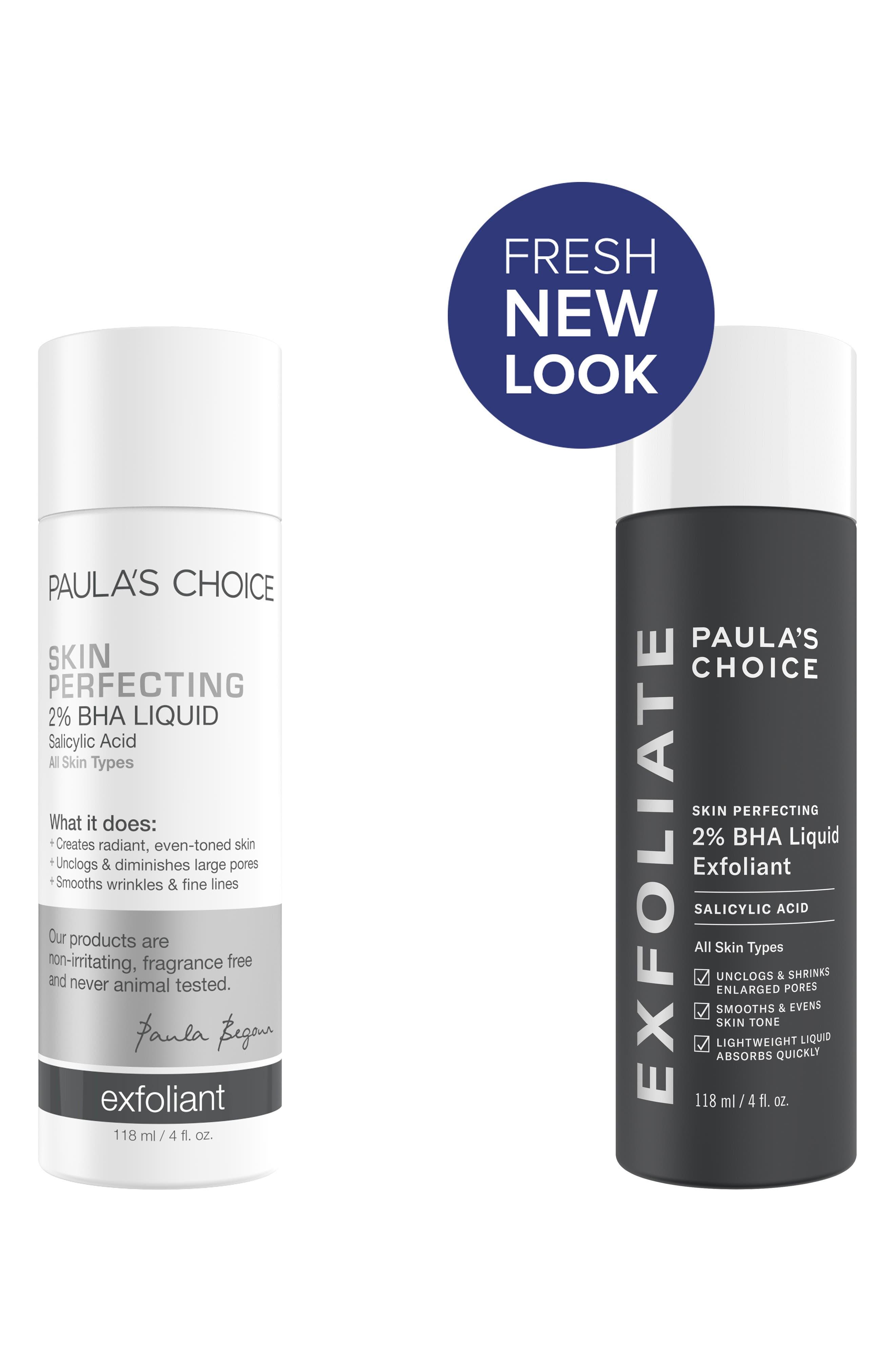 PAULA'S CHOICE,                             Skin Perfecting 2% BHA Liquid,                             Alternate thumbnail 3, color,                             NO COLOR