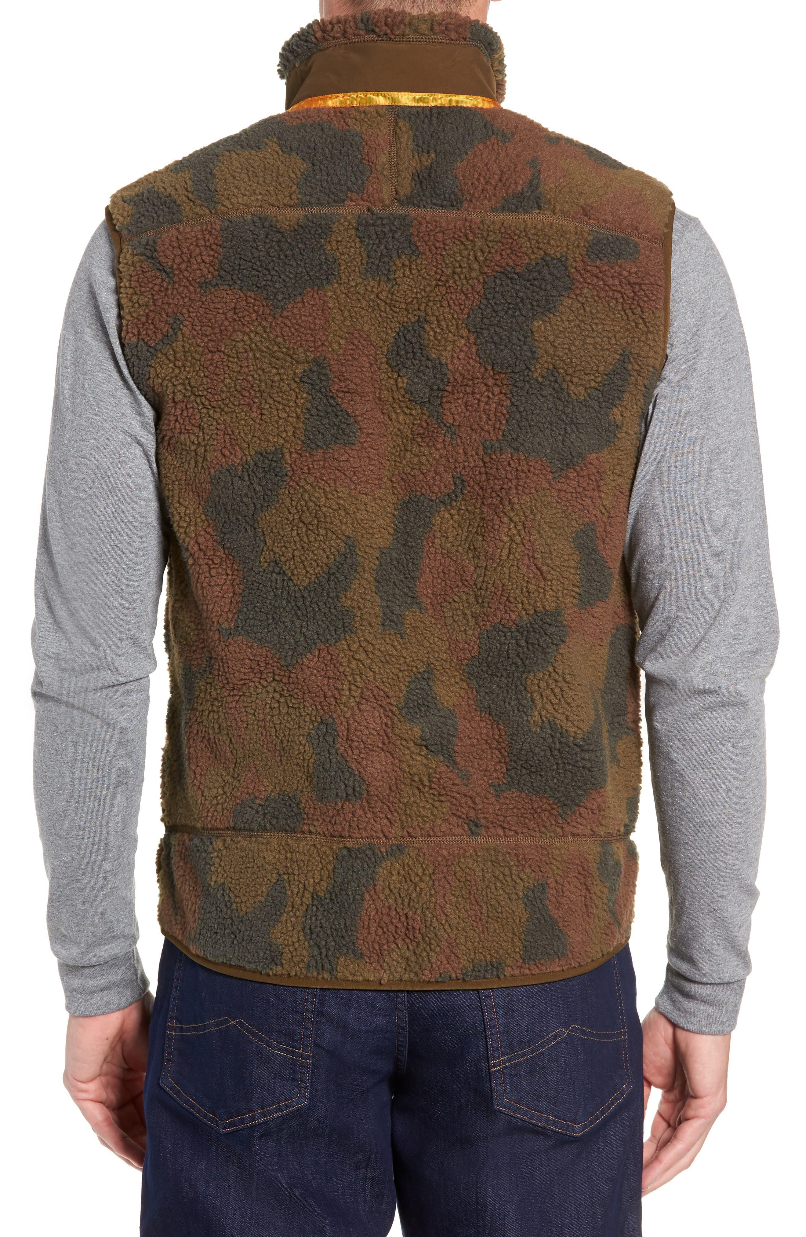 Classic Retro-X<sup>®</sup> Windproof Vest,                             Alternate thumbnail 2, color,                             BUNKER CAMO CARGO GREEN