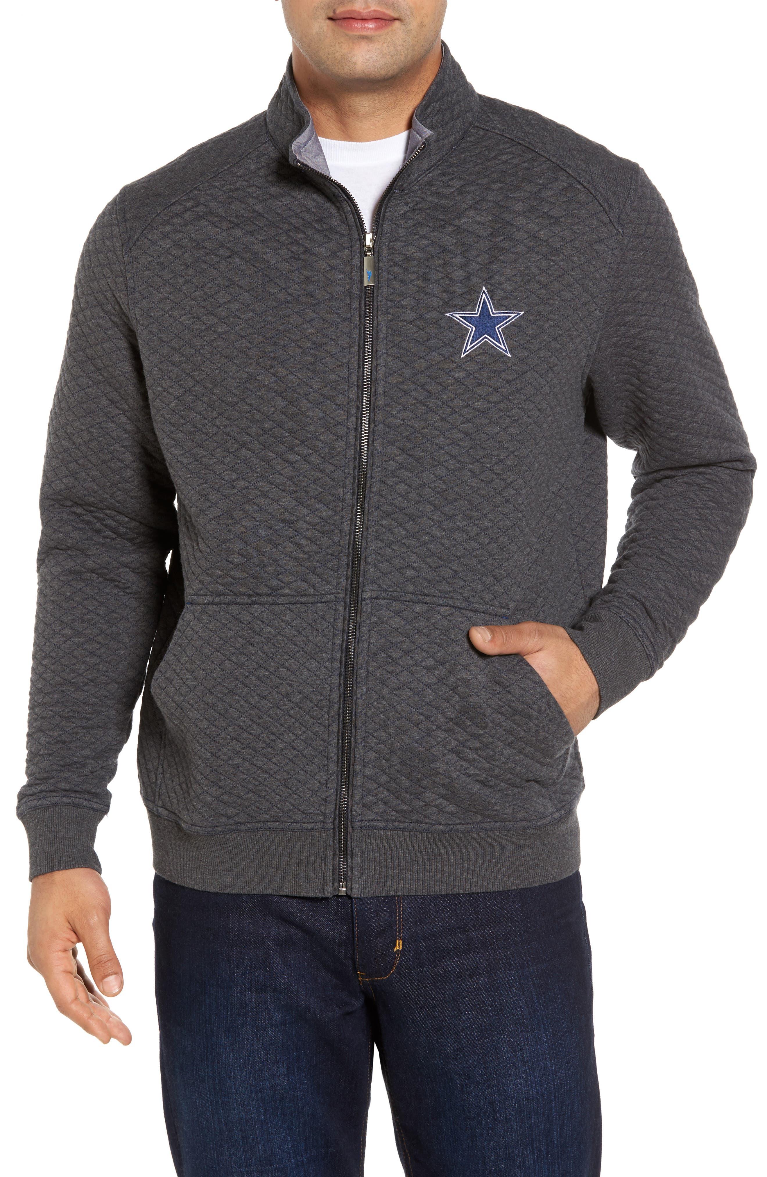 NFL Quiltessential Full Zip Sweatshirt,                             Main thumbnail 12, color,