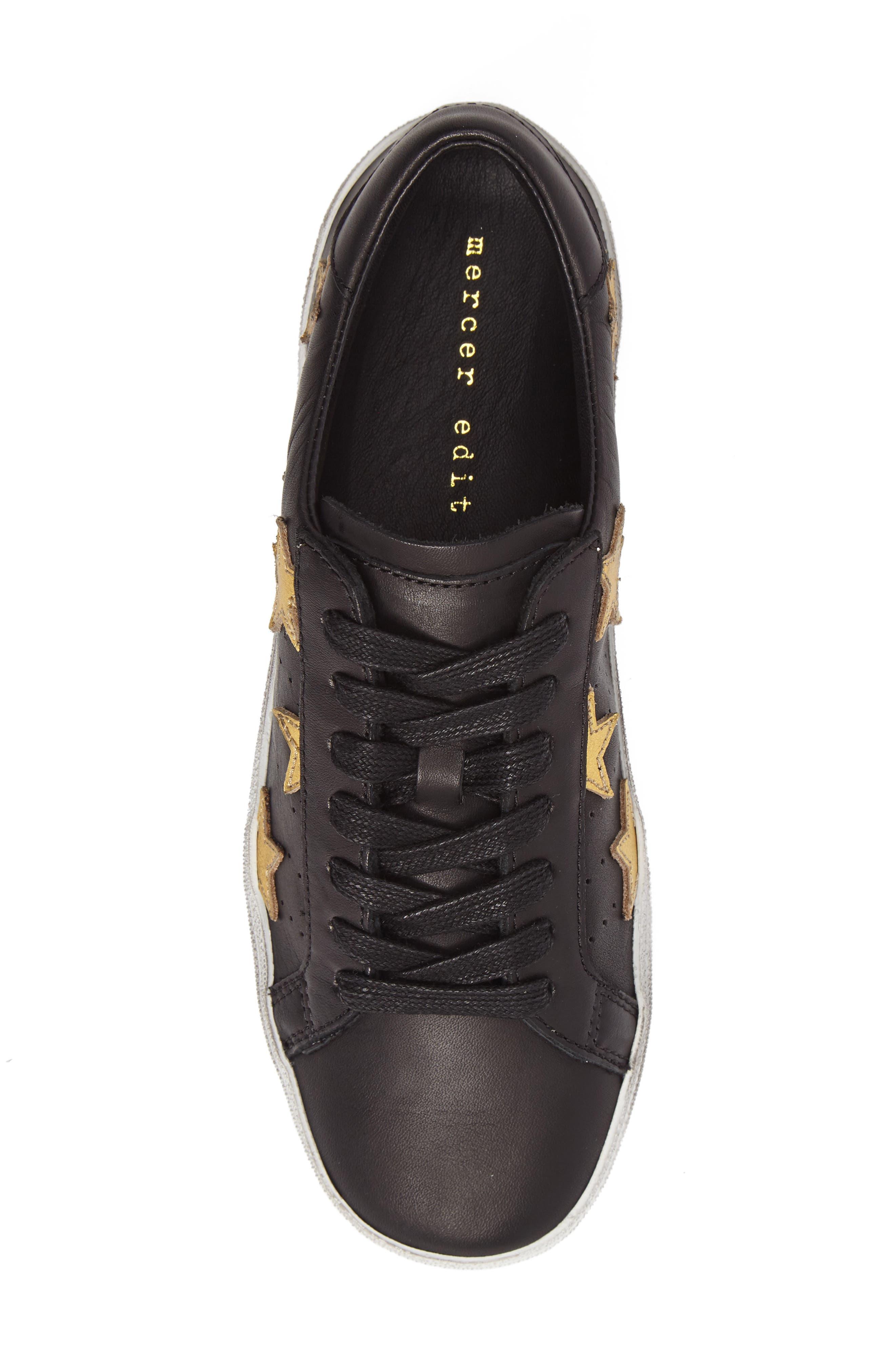 Callback Star Sneaker,                             Alternate thumbnail 5, color,                             002
