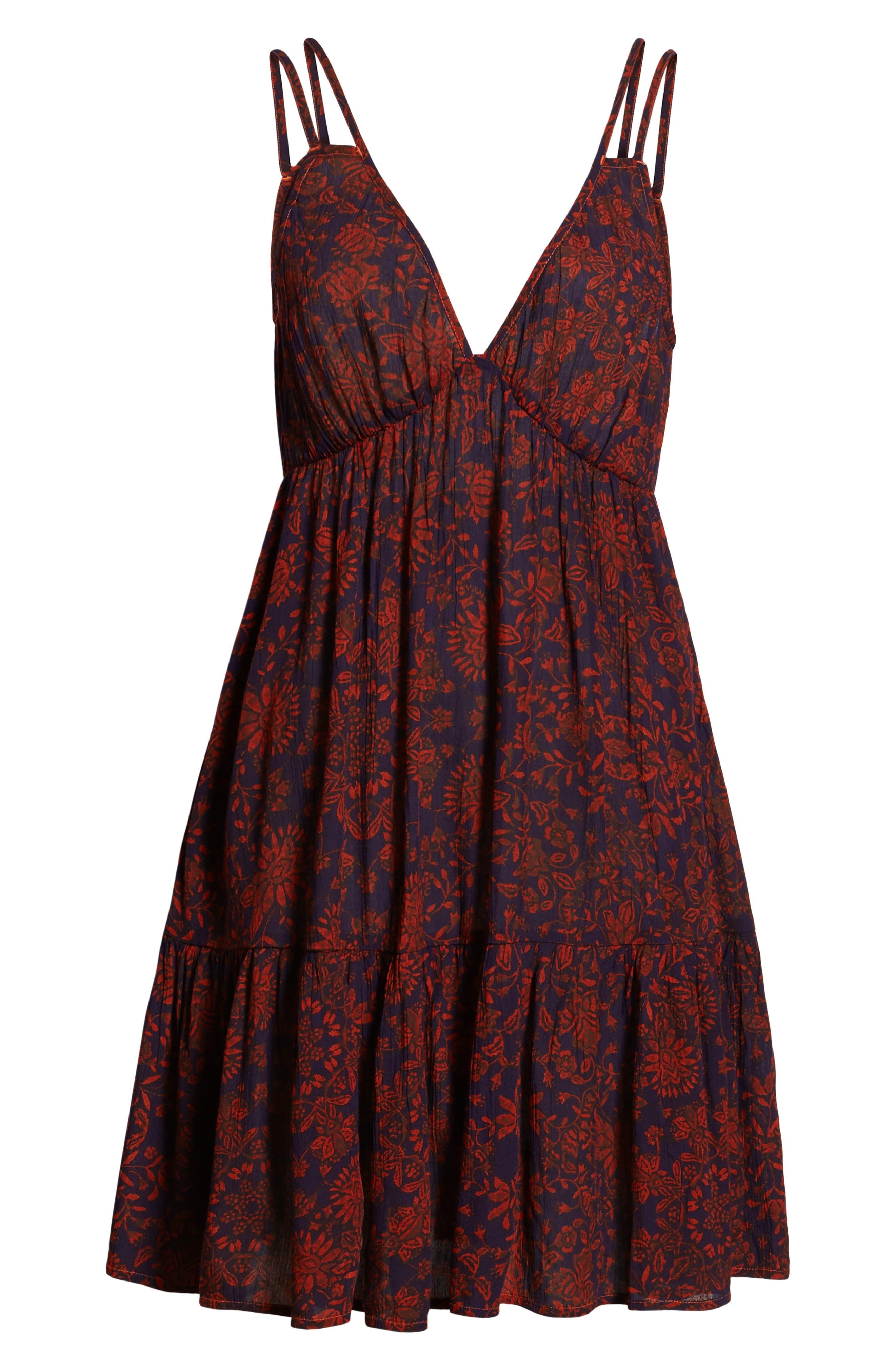 Harrison Strappy Minidress,                             Alternate thumbnail 2, color,                             600