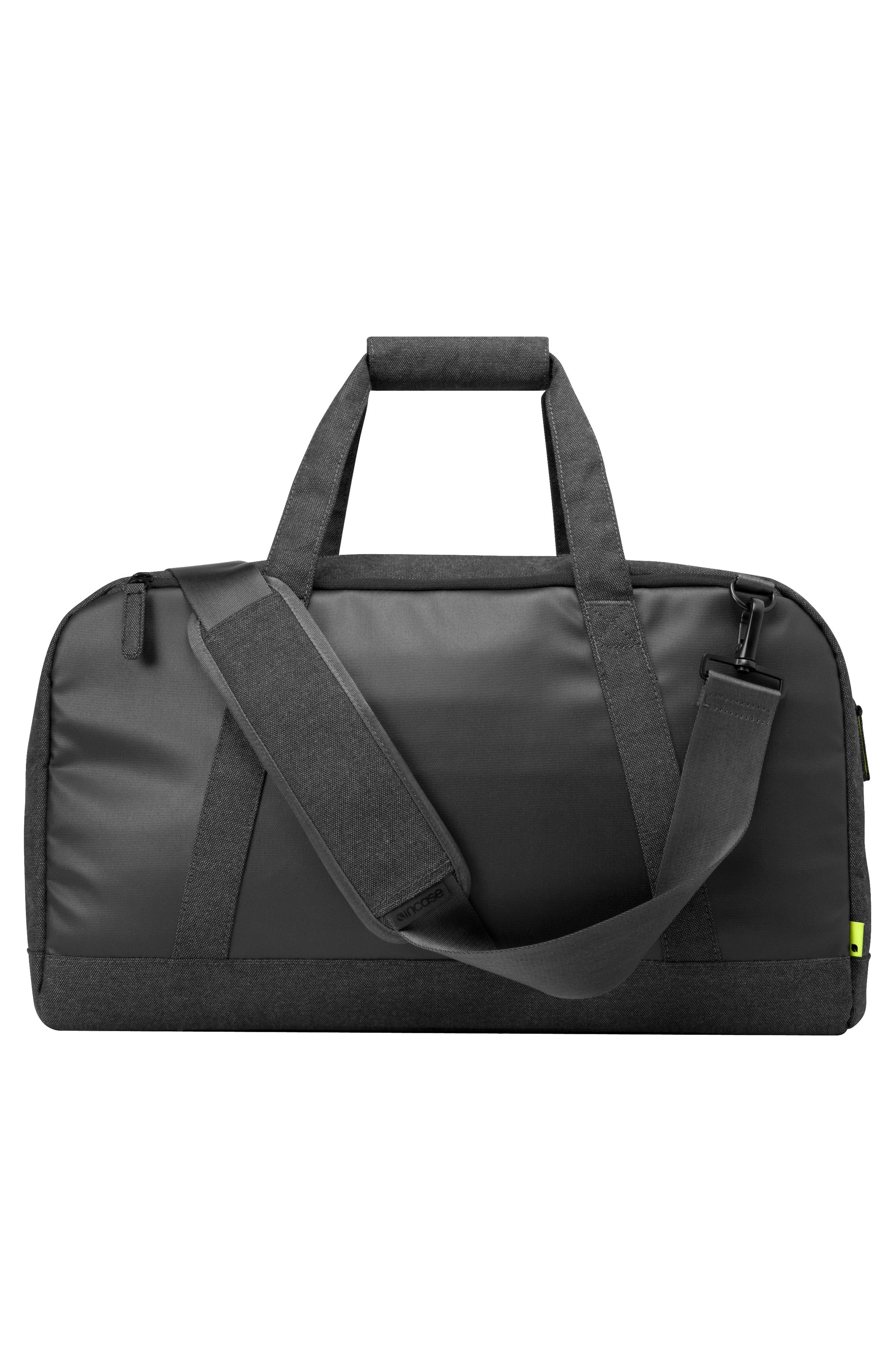 INCASE DESIGNS,                             EO Duffel Bag,                             Alternate thumbnail 3, color,                             BLACK