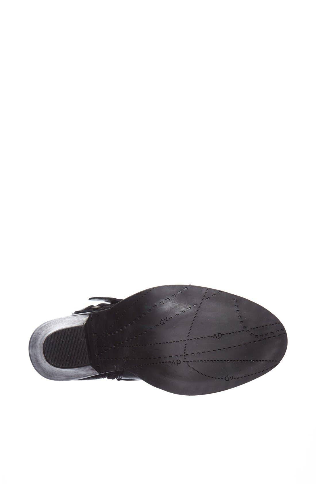 'Christie' Boot,                             Alternate thumbnail 4, color,                             001