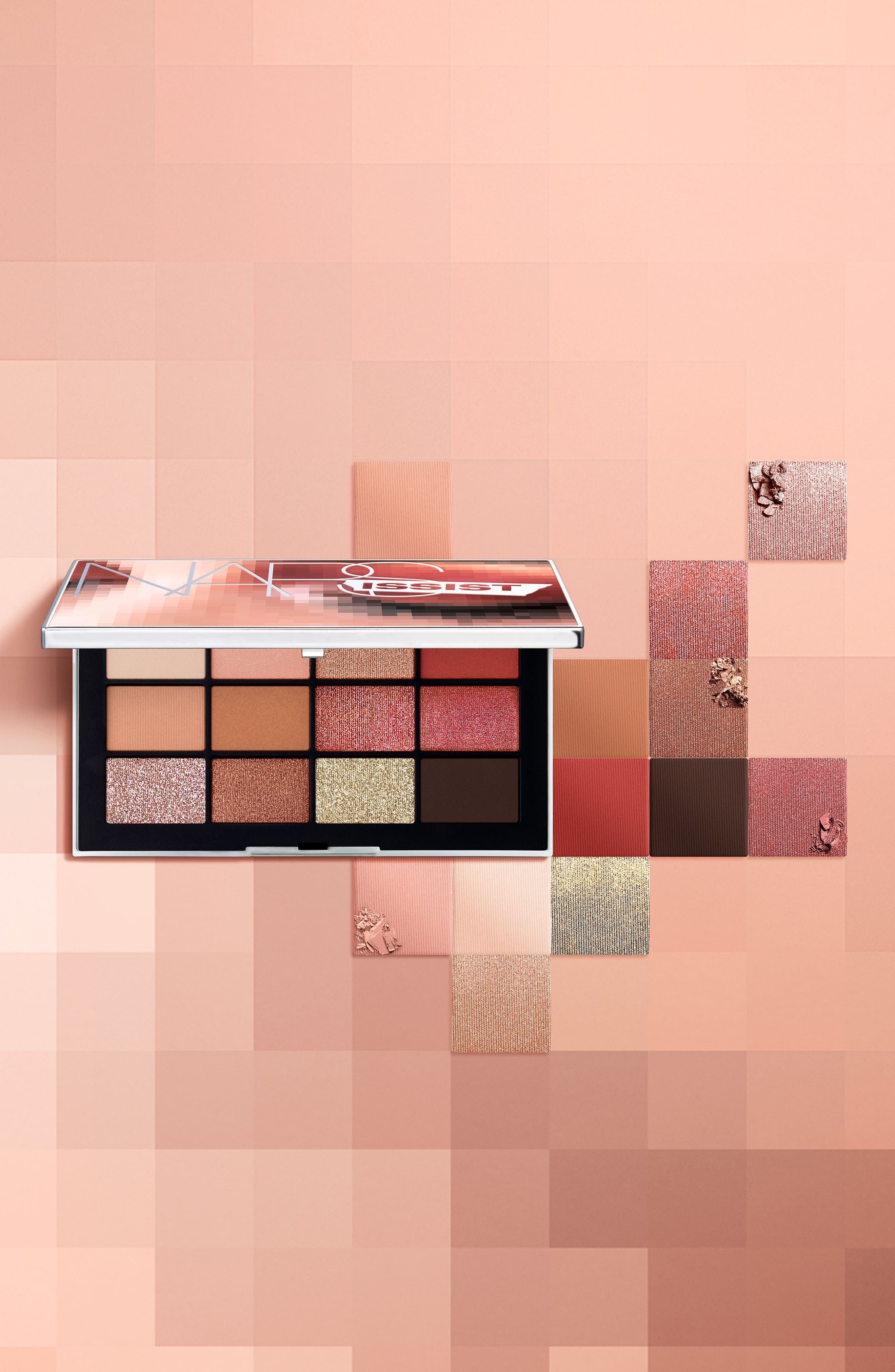 NARSissist Most Wanted Eyeshadow Palette,                             Alternate thumbnail 6, color,