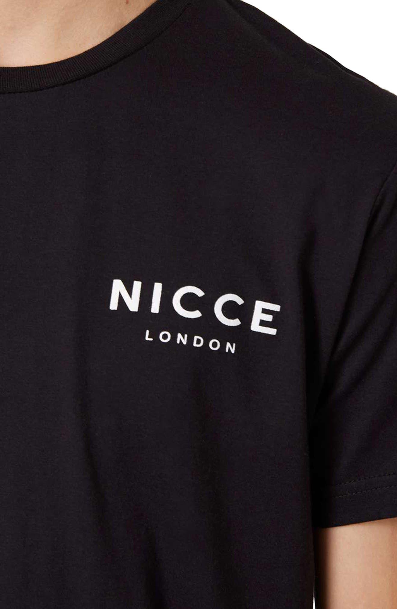 NICCE Graphic T-Shirt,                             Alternate thumbnail 3, color,                             001