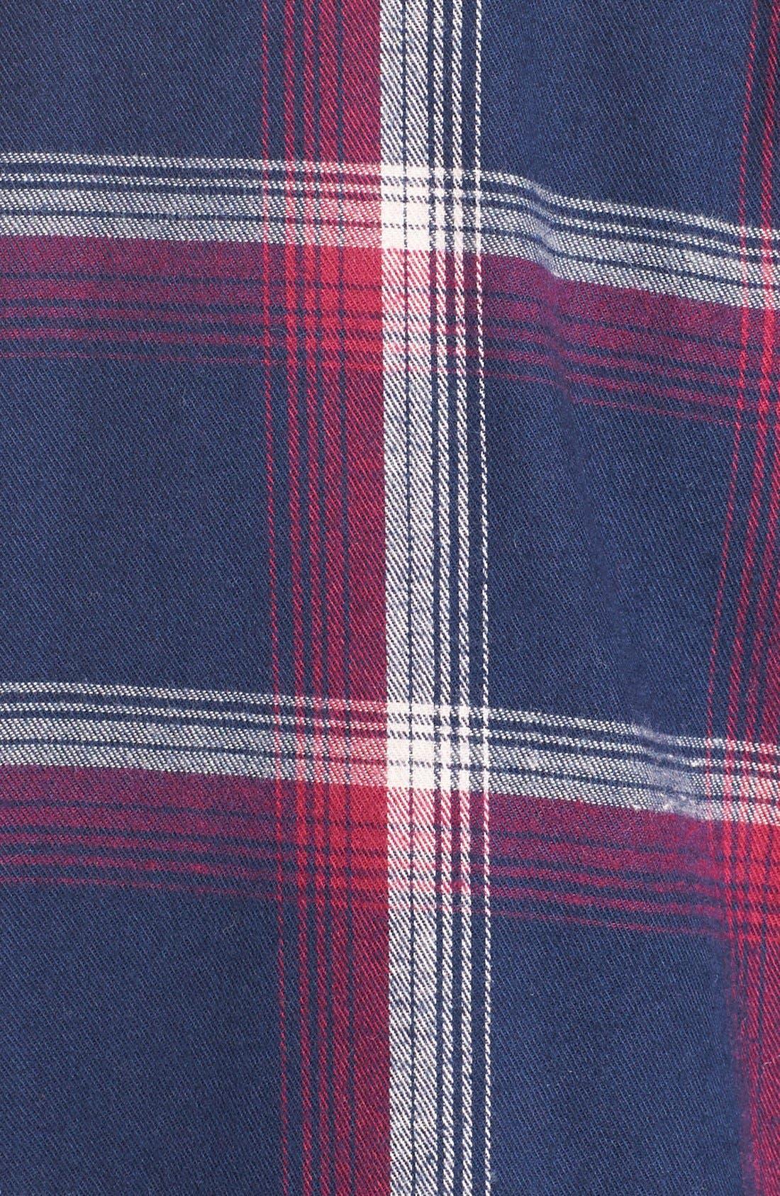 Cotton Twill Pajamas,                             Alternate thumbnail 14, color,