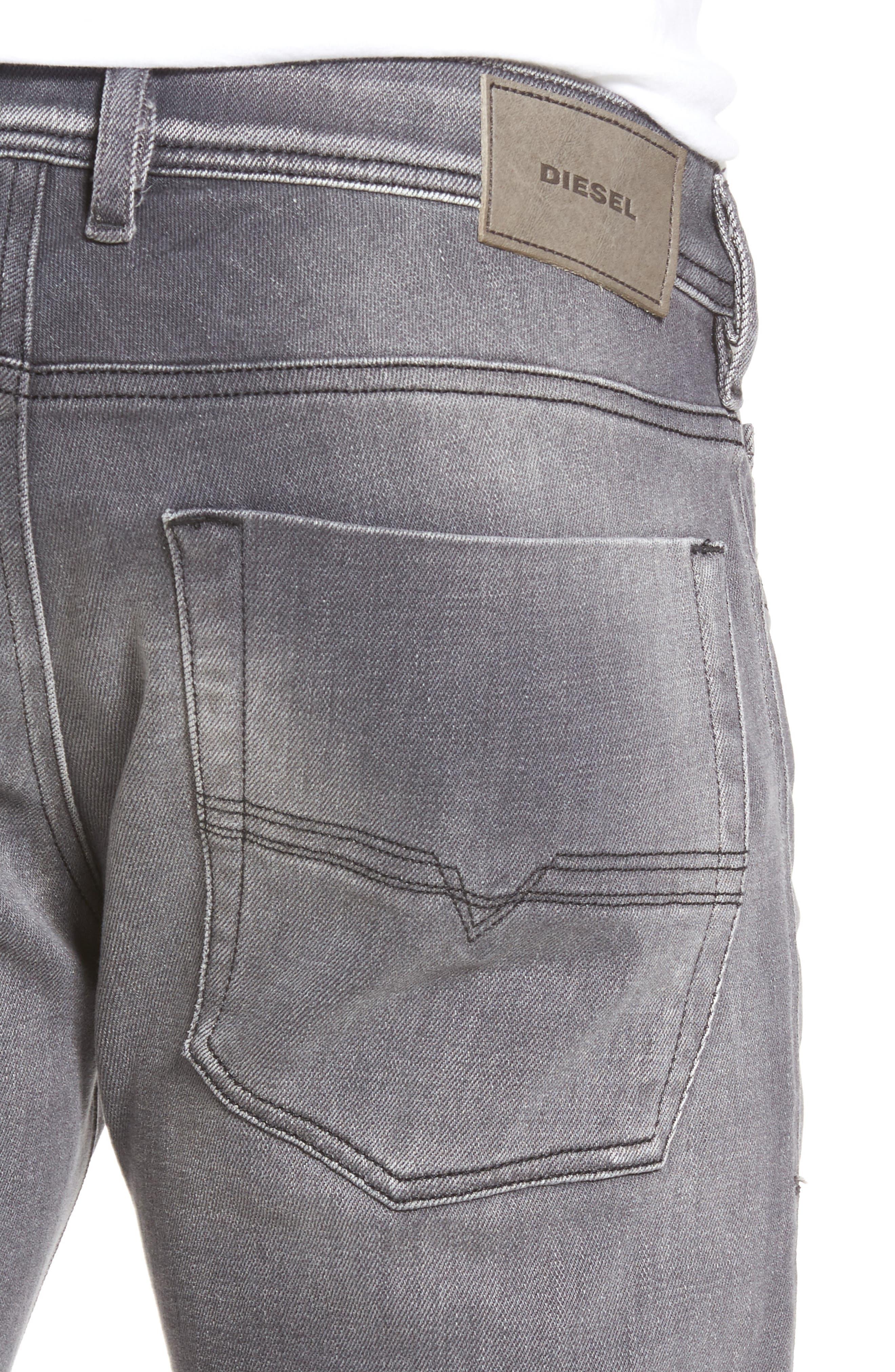 Zatiny Bootcut Jeans,                             Alternate thumbnail 4, color,