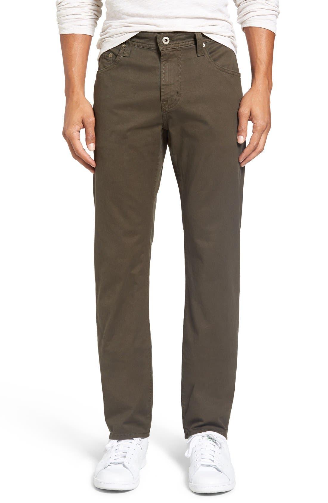 'Matchbox BES' Slim Fit Pants,                             Alternate thumbnail 118, color,