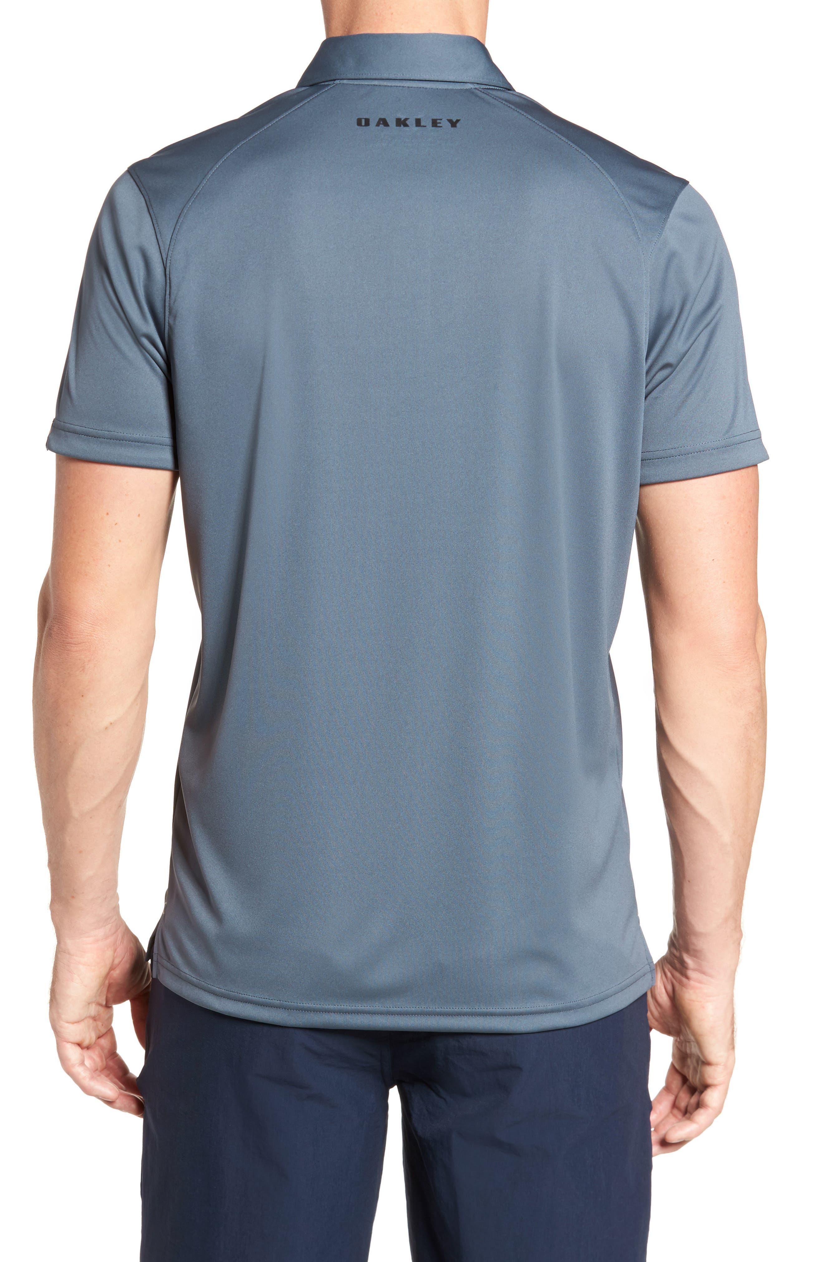 Divisional Polo Shirt,                             Alternate thumbnail 2, color,                             DARK SLATE