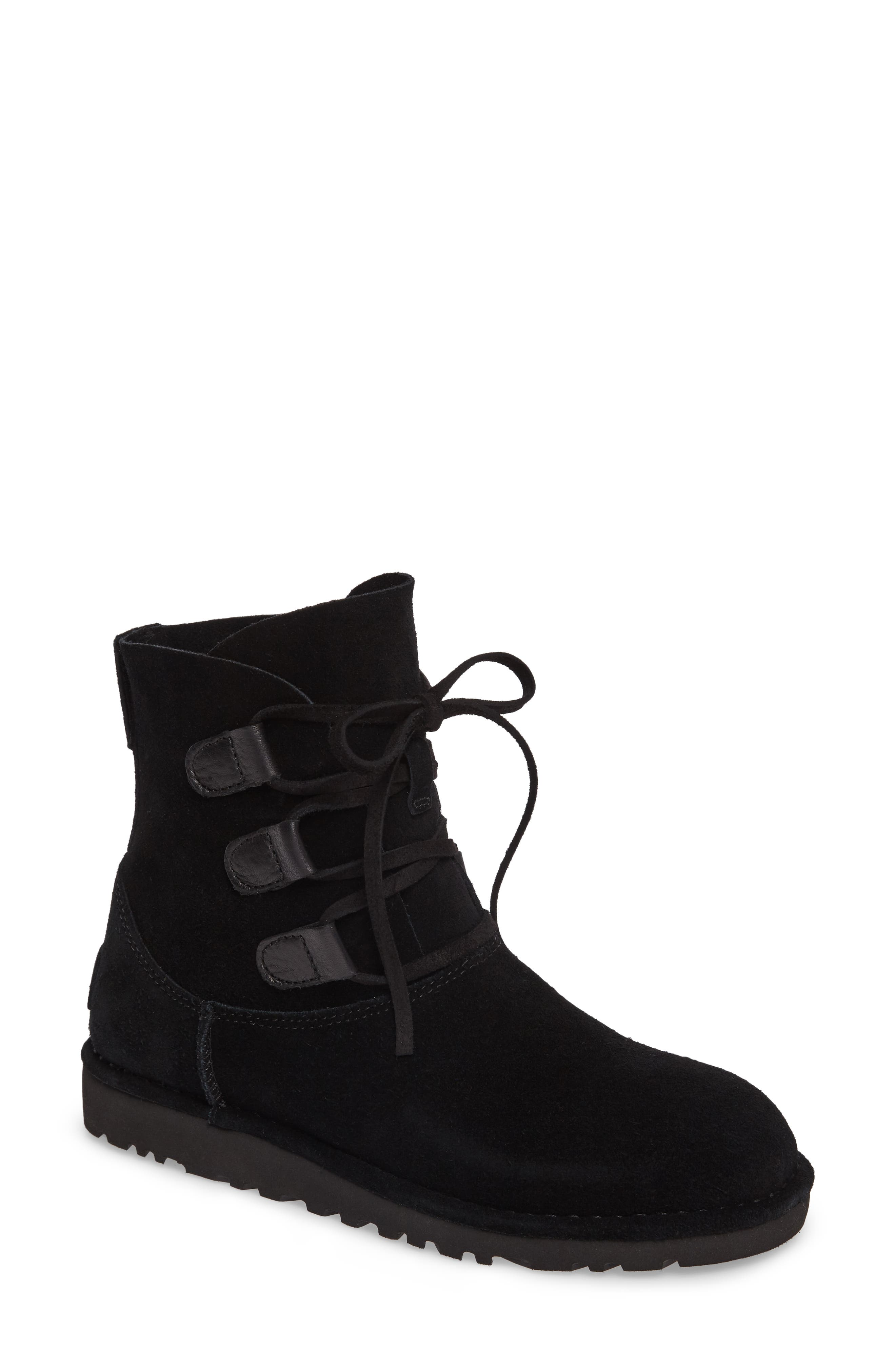 Elvi Short Boot,                             Main thumbnail 1, color,
