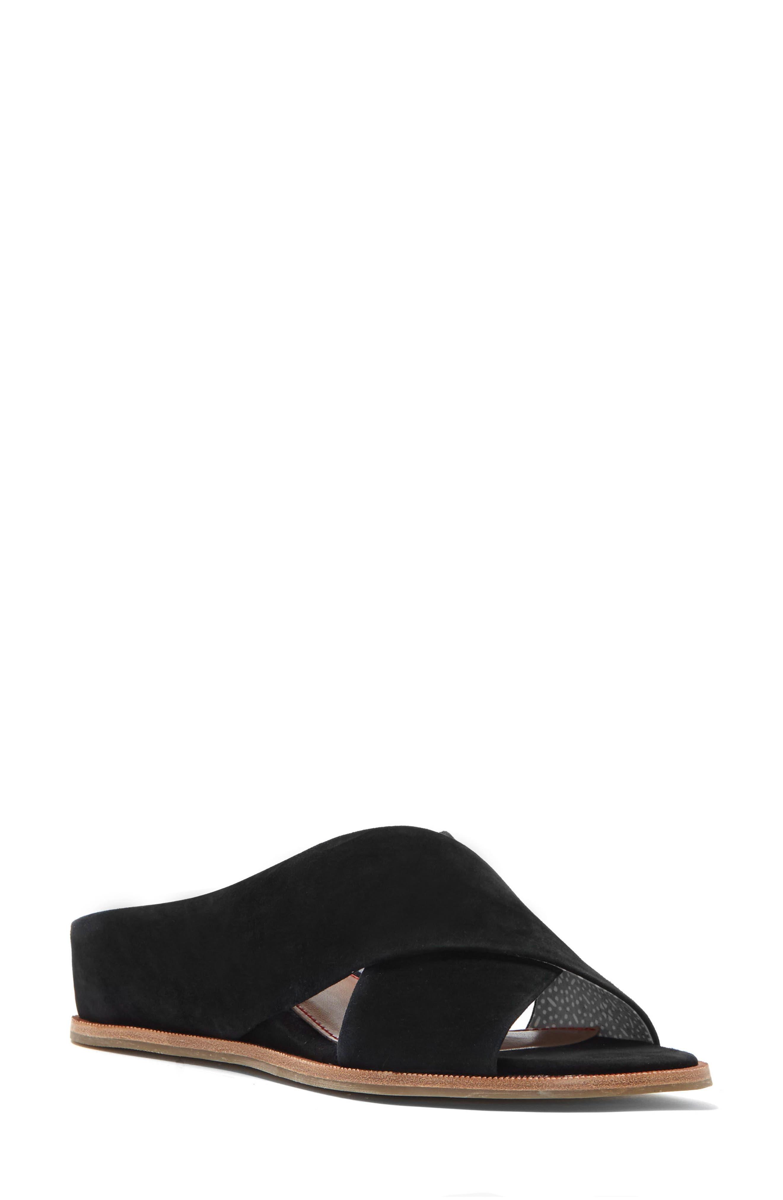 Treya Slide Sandal,                         Main,                         color,